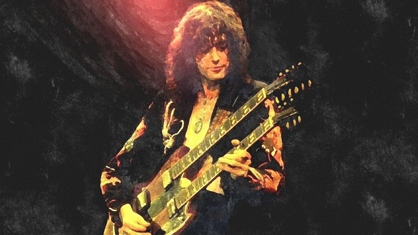 Jimmy Page Wallpapers Wallpaper Cave