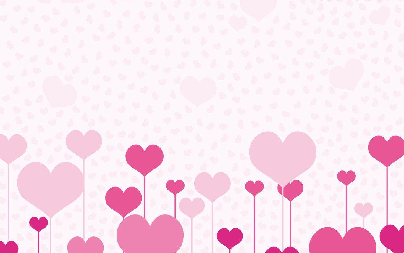 cute heart wallpapers wallpaper cave