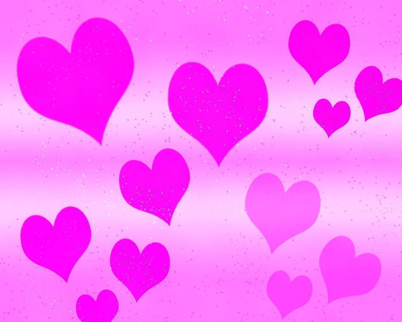 Pretty Heart Backgrounds - Wallpaper Cave