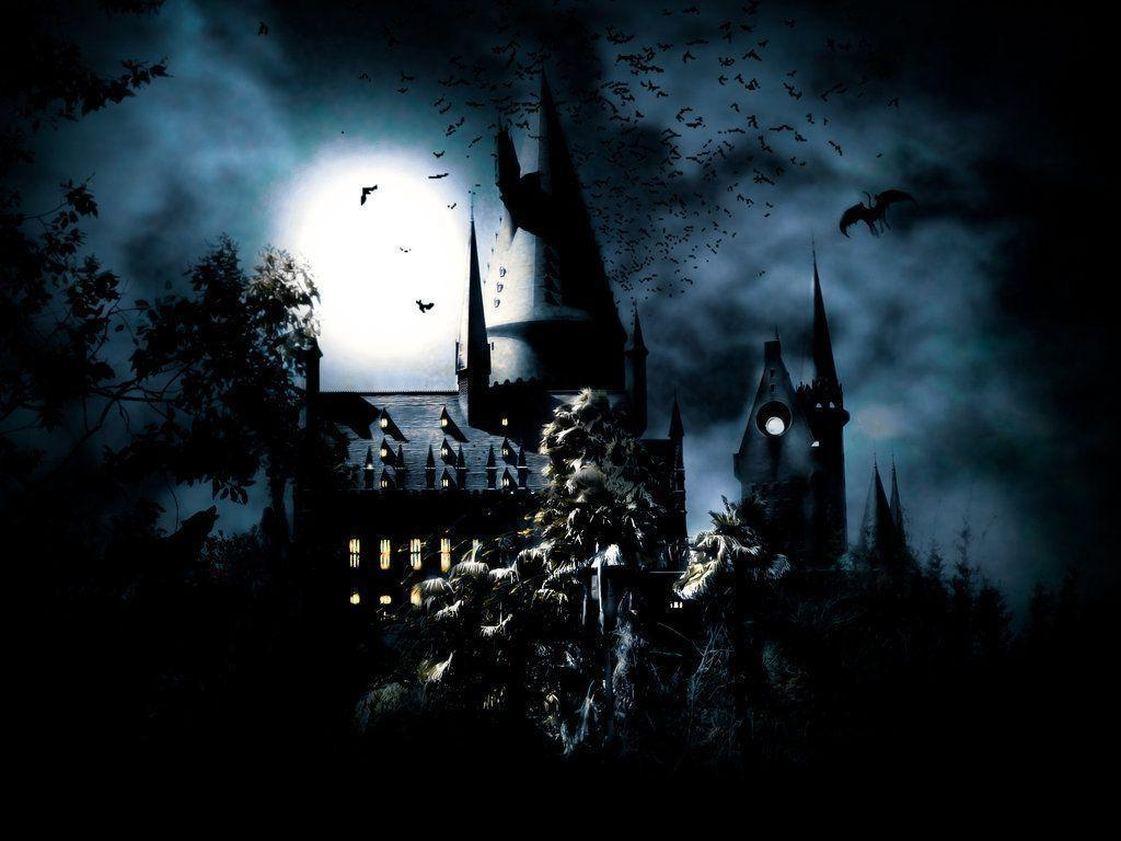 hogwarts desktop wallpaper - photo #13