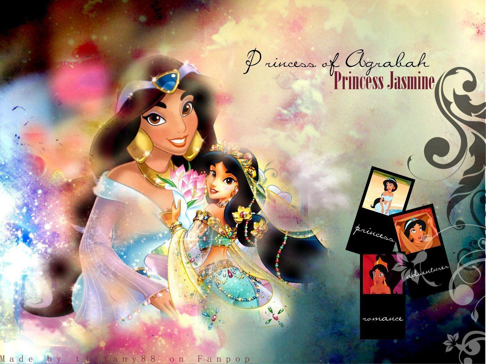 Disney Princess Jasmine Wallpaper