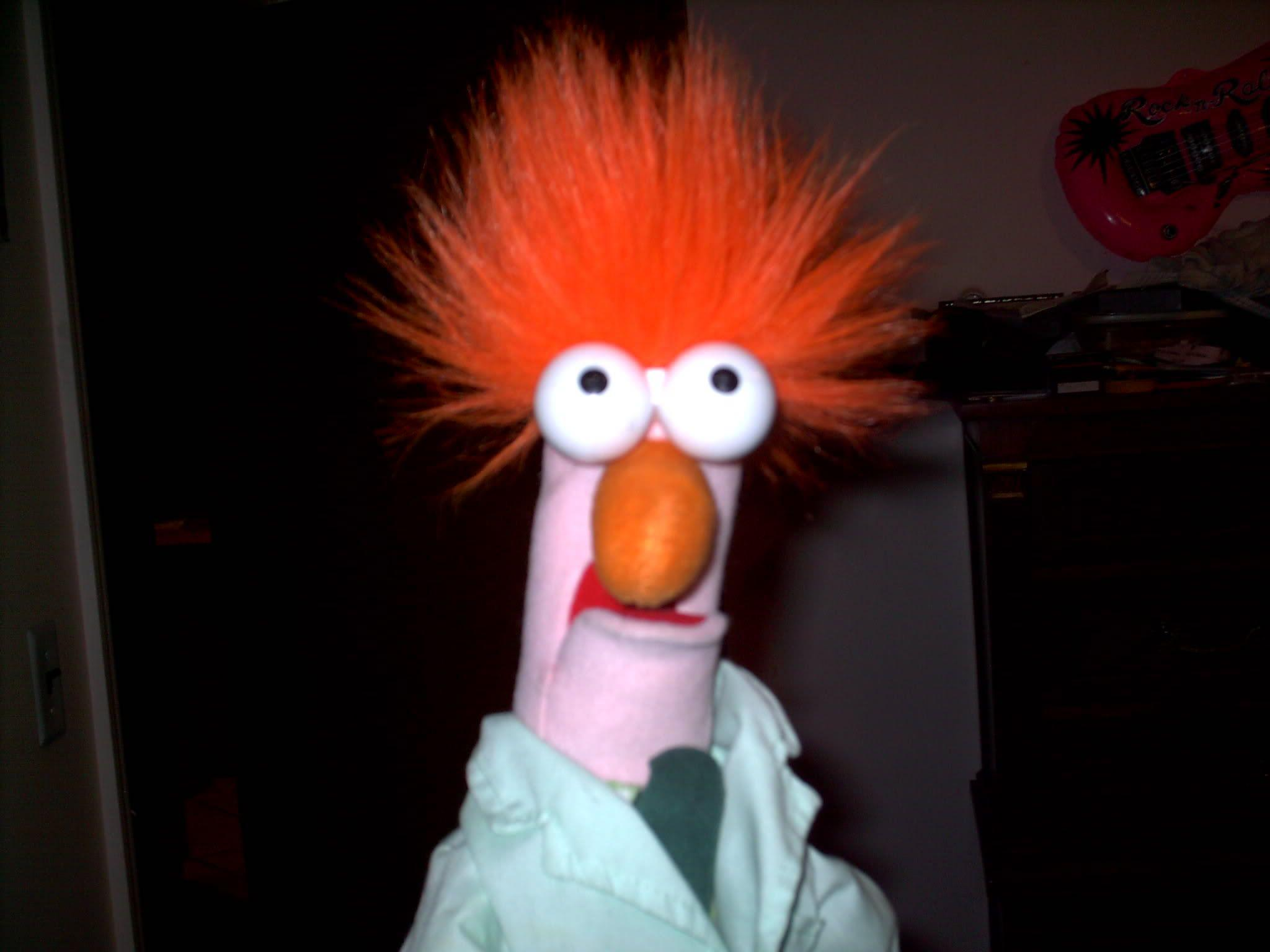 Beaker Muppets Wallpapers - Wallpaper Cave