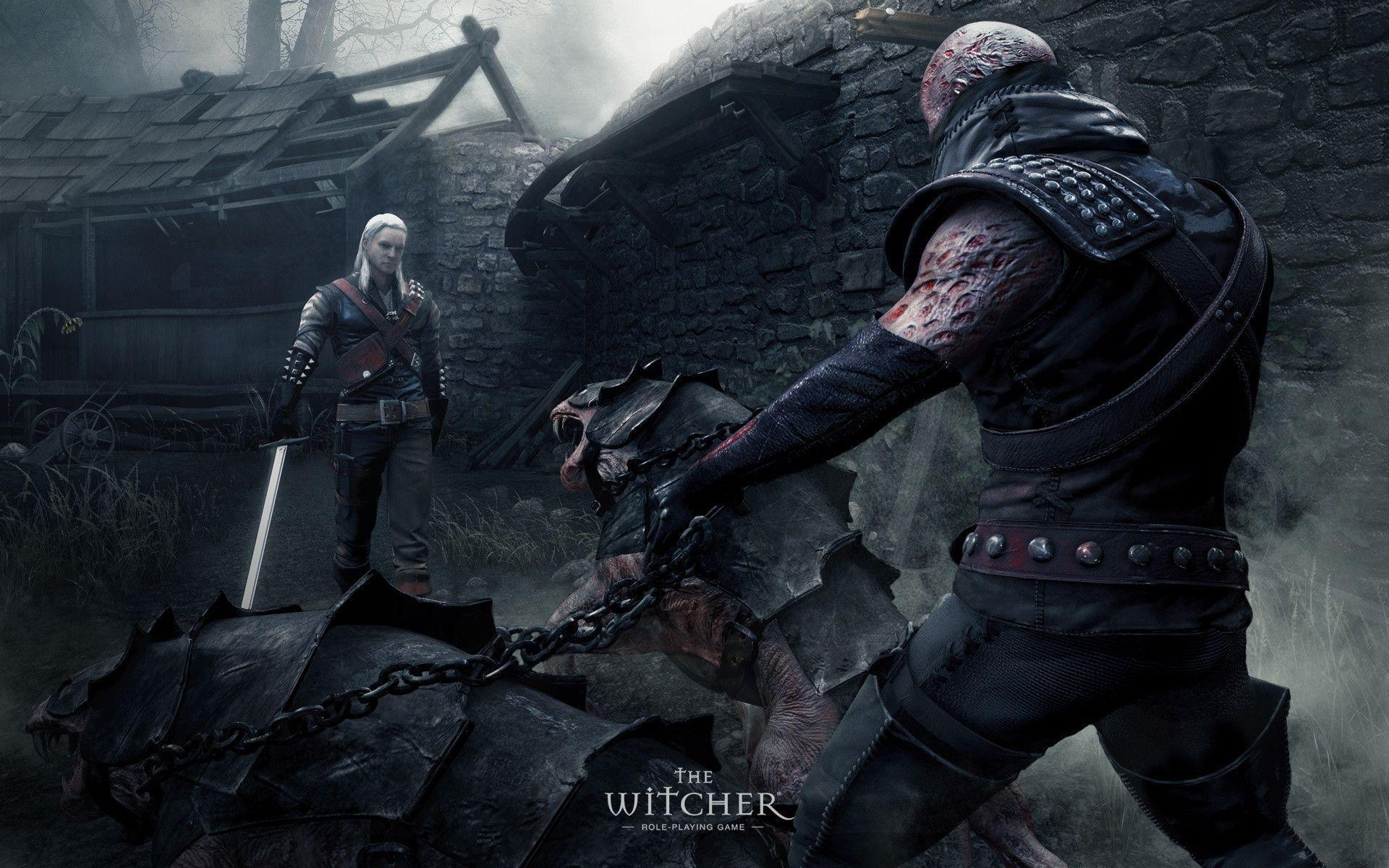 The Witcher Wallpapers - Wallpaper Cave