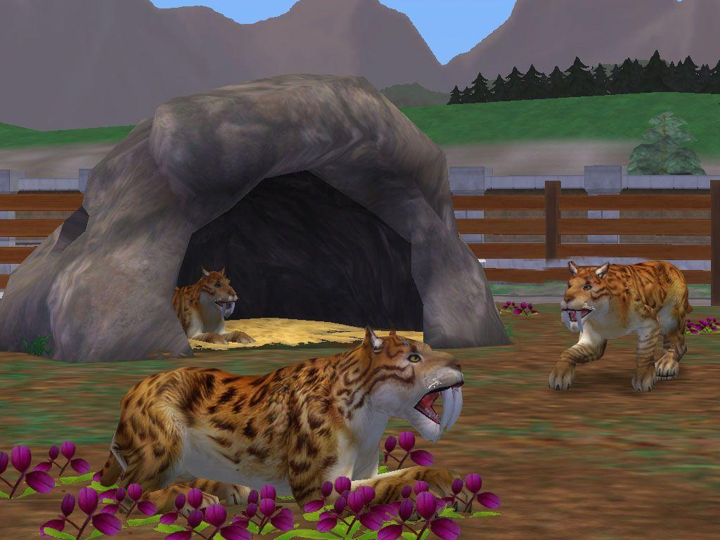 Image For > Saber Tooth Tiger Pictures