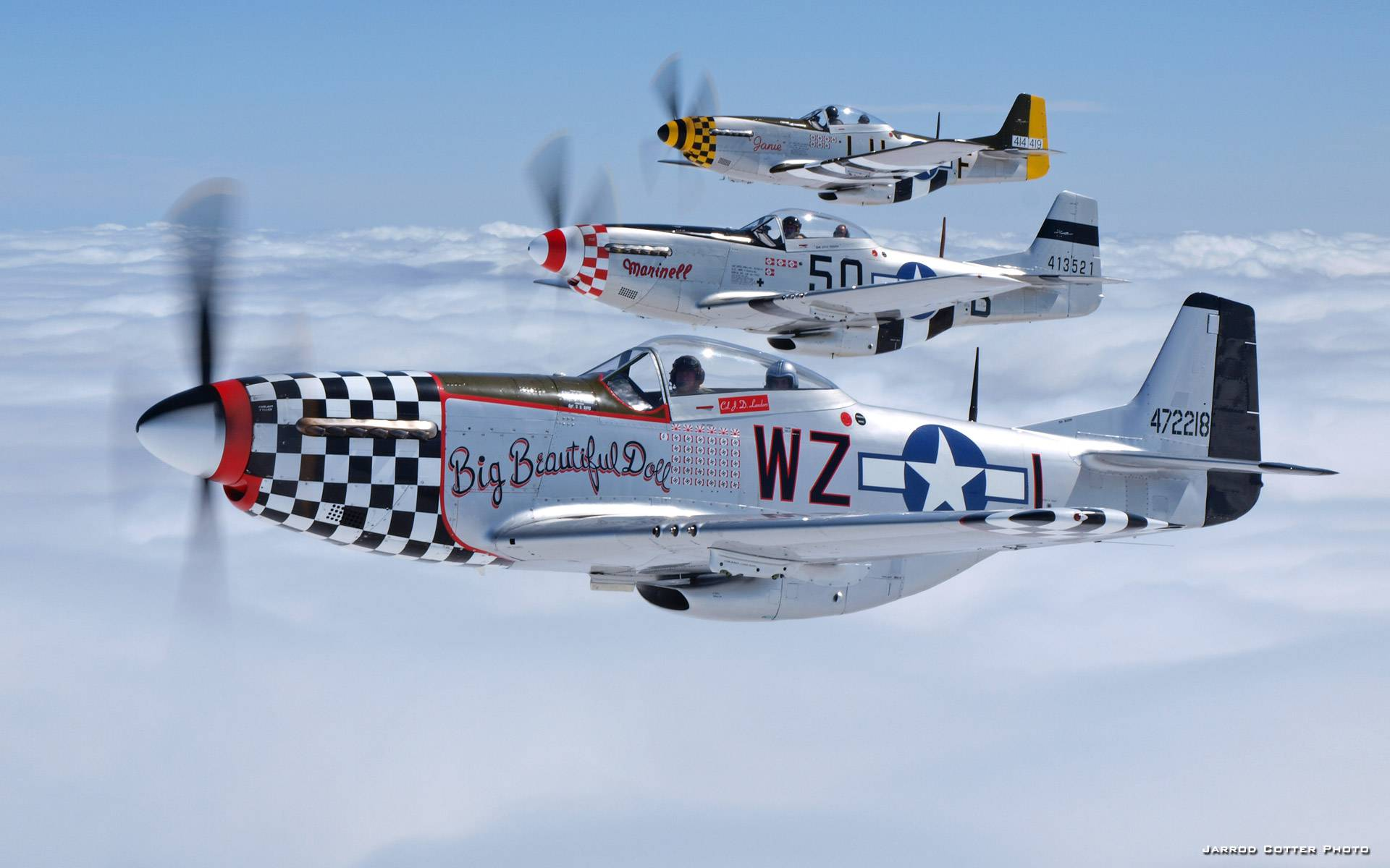 P 51 Mustang Wallpaper P51 Mustang Wallpapers...