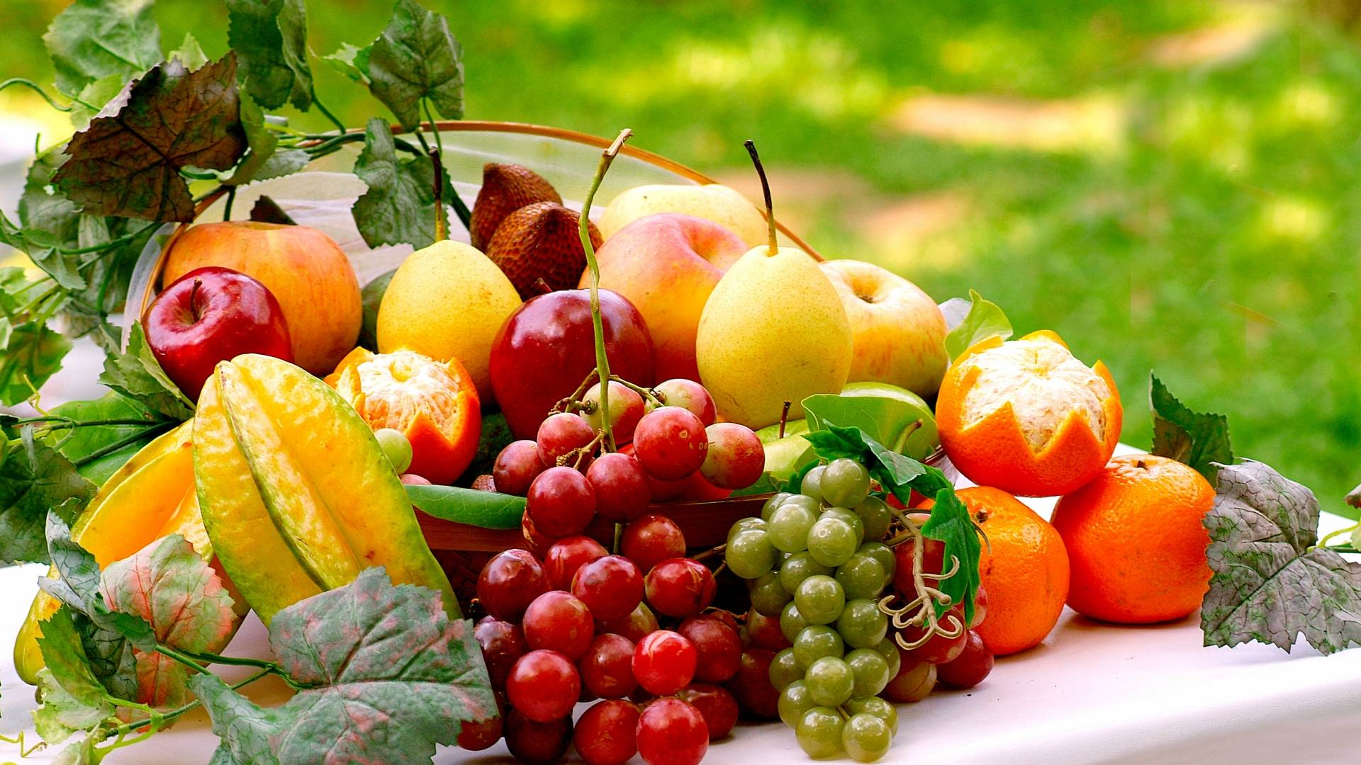 All the fruits wallpaper - Fruit Salad With Ice Cream Wallpaper 1080p 8016 Wallpaper Aws