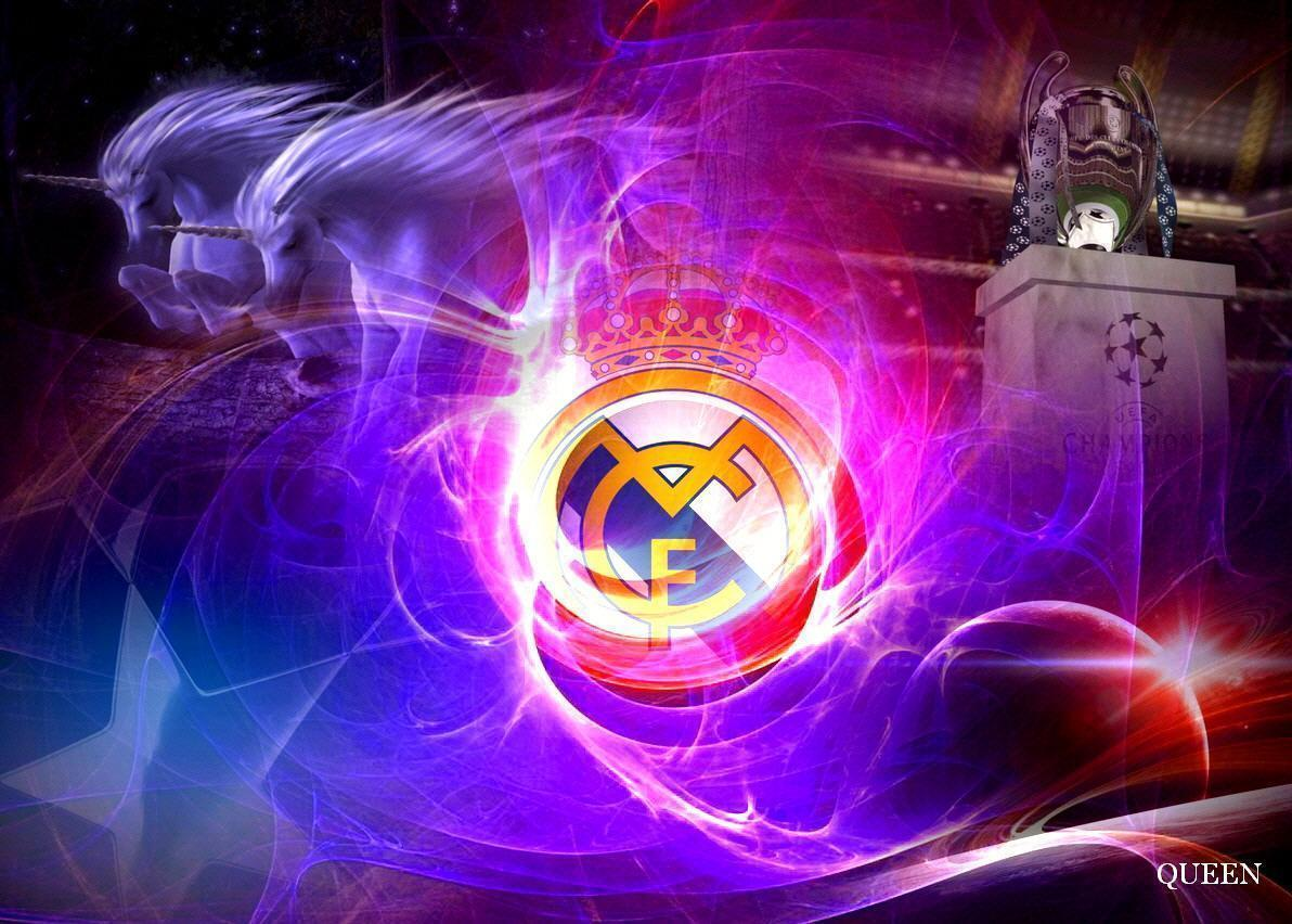 Real Madrid New Logo Cool Wallpapers #12547 Wallpaper | Cool ...