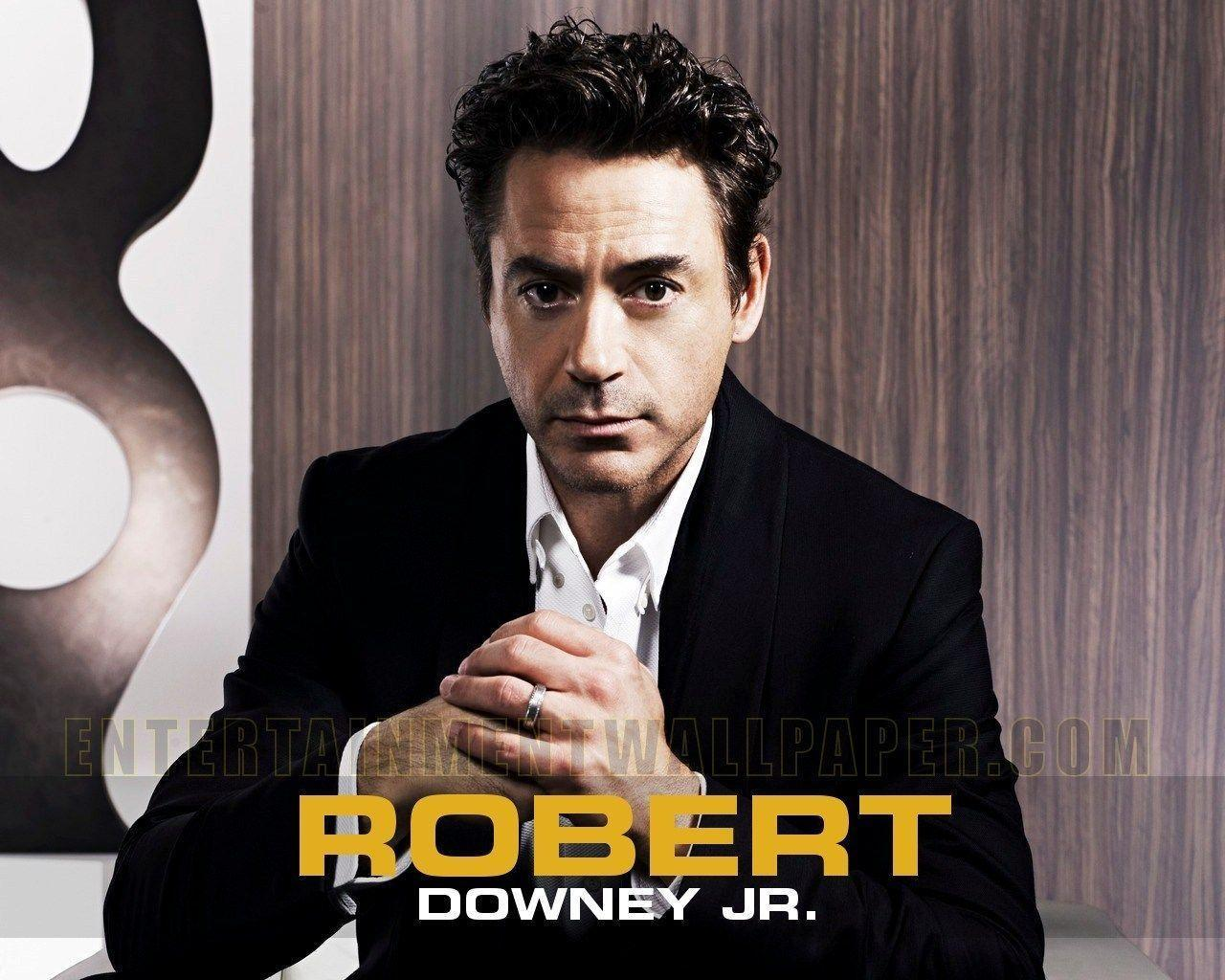 RDJ - Robert Downey Jr. Wallpaper (19465472) - Fanpop