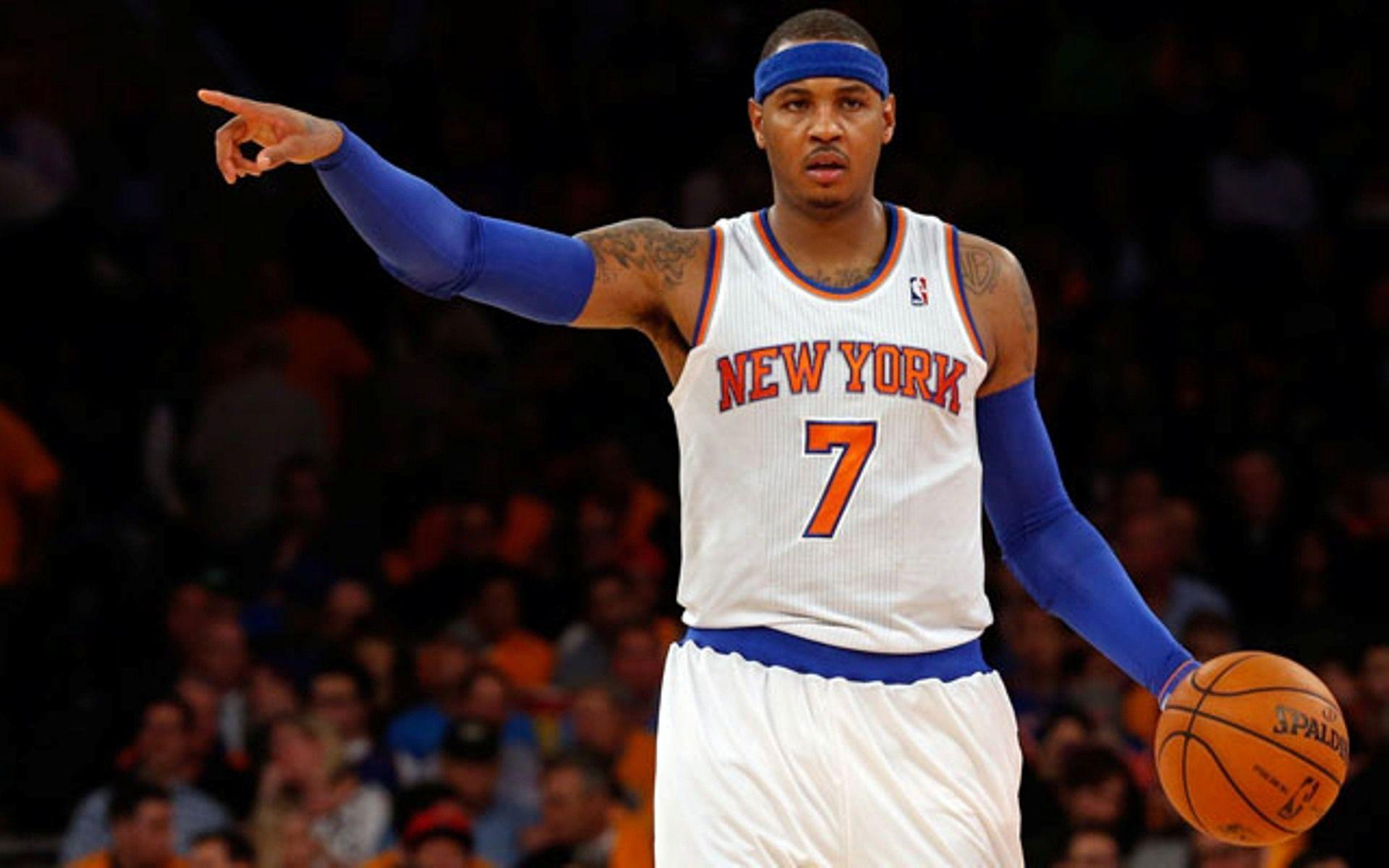 Carmelo Anthony Basketball Sport Wallpapers HD
