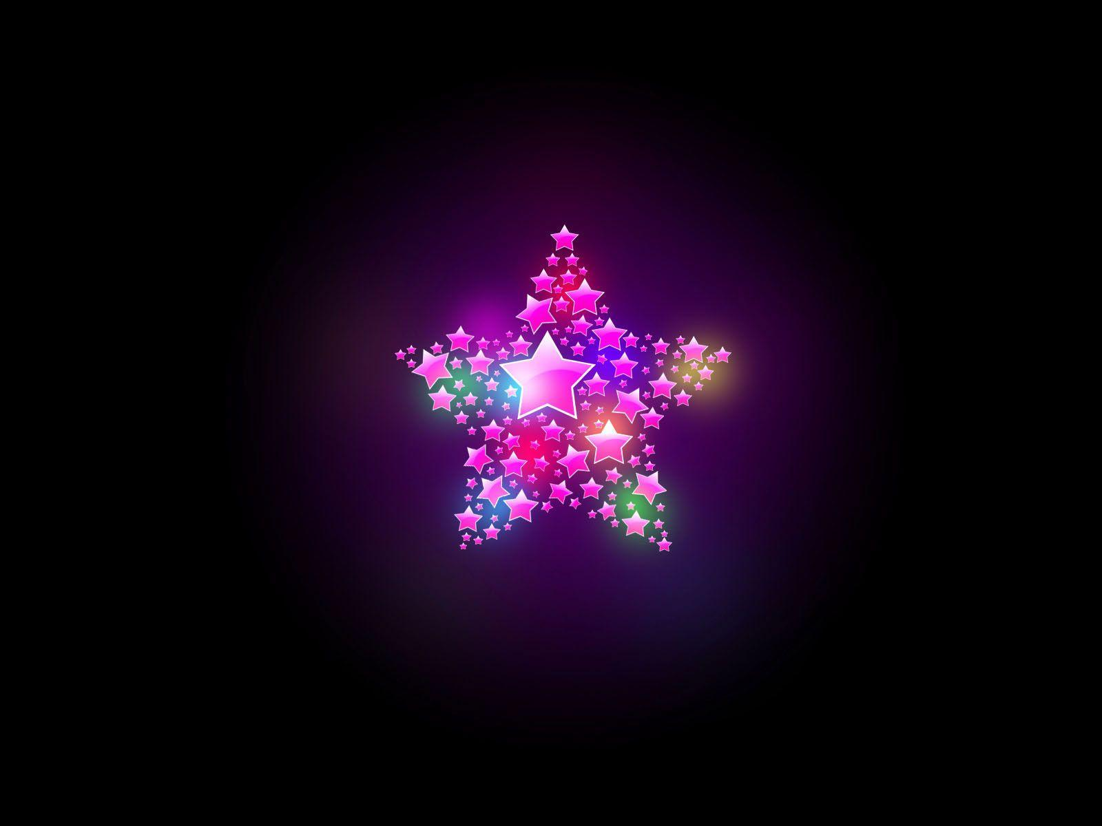 colorful stars wallpapers wallpaper cave