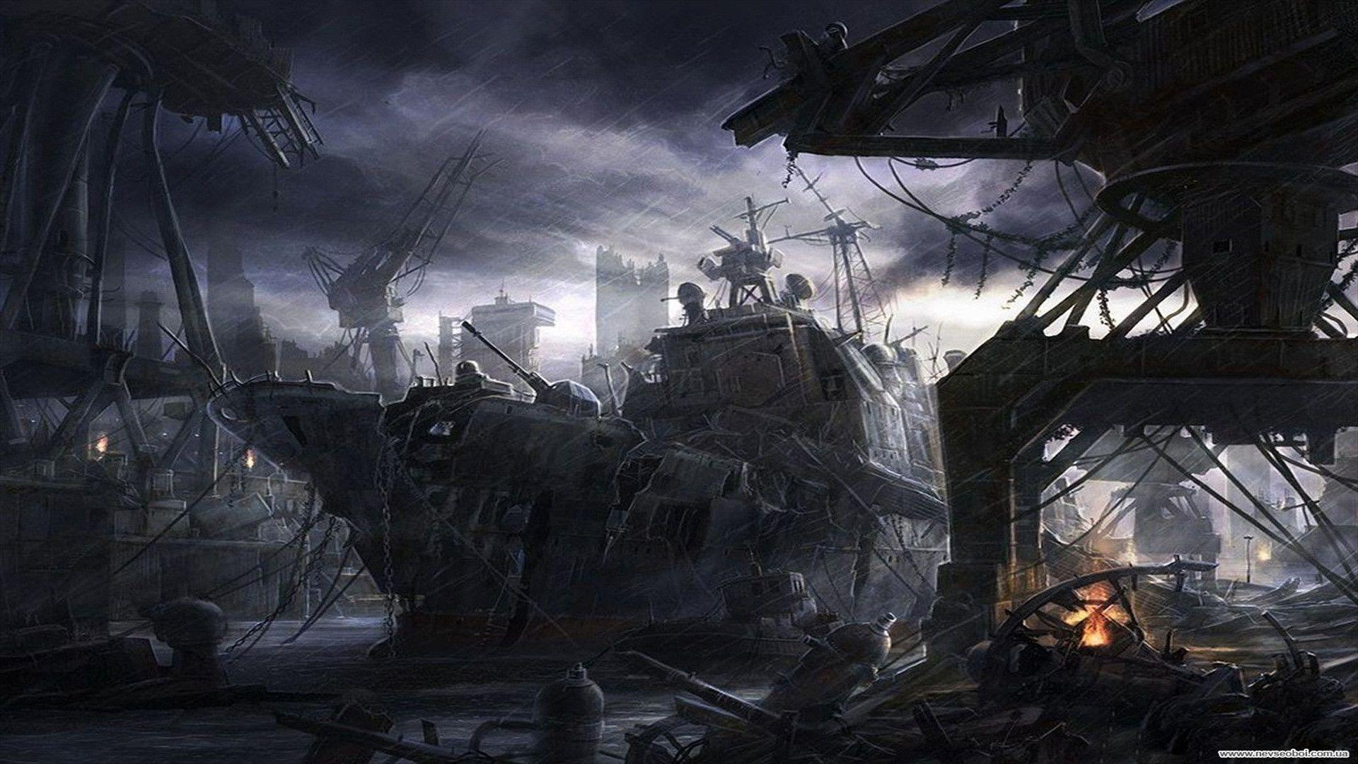 apocalyptic hd wallpaper 2560x1440 - photo #27