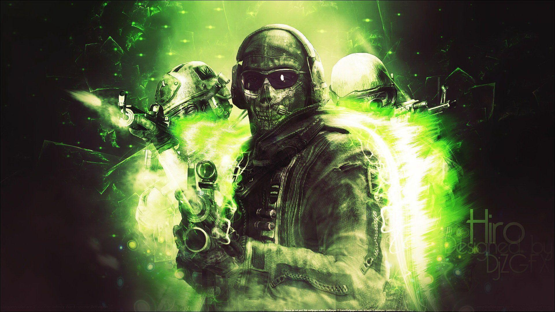 Call of duty ghosts wallpapers wallpaper cave for Cool modern wallpapers