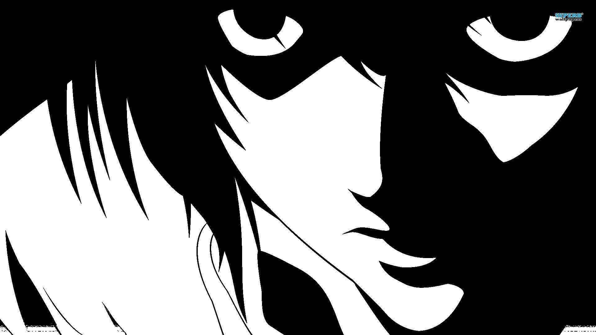 L Wallpapers Death Note - Wallpaper Cave