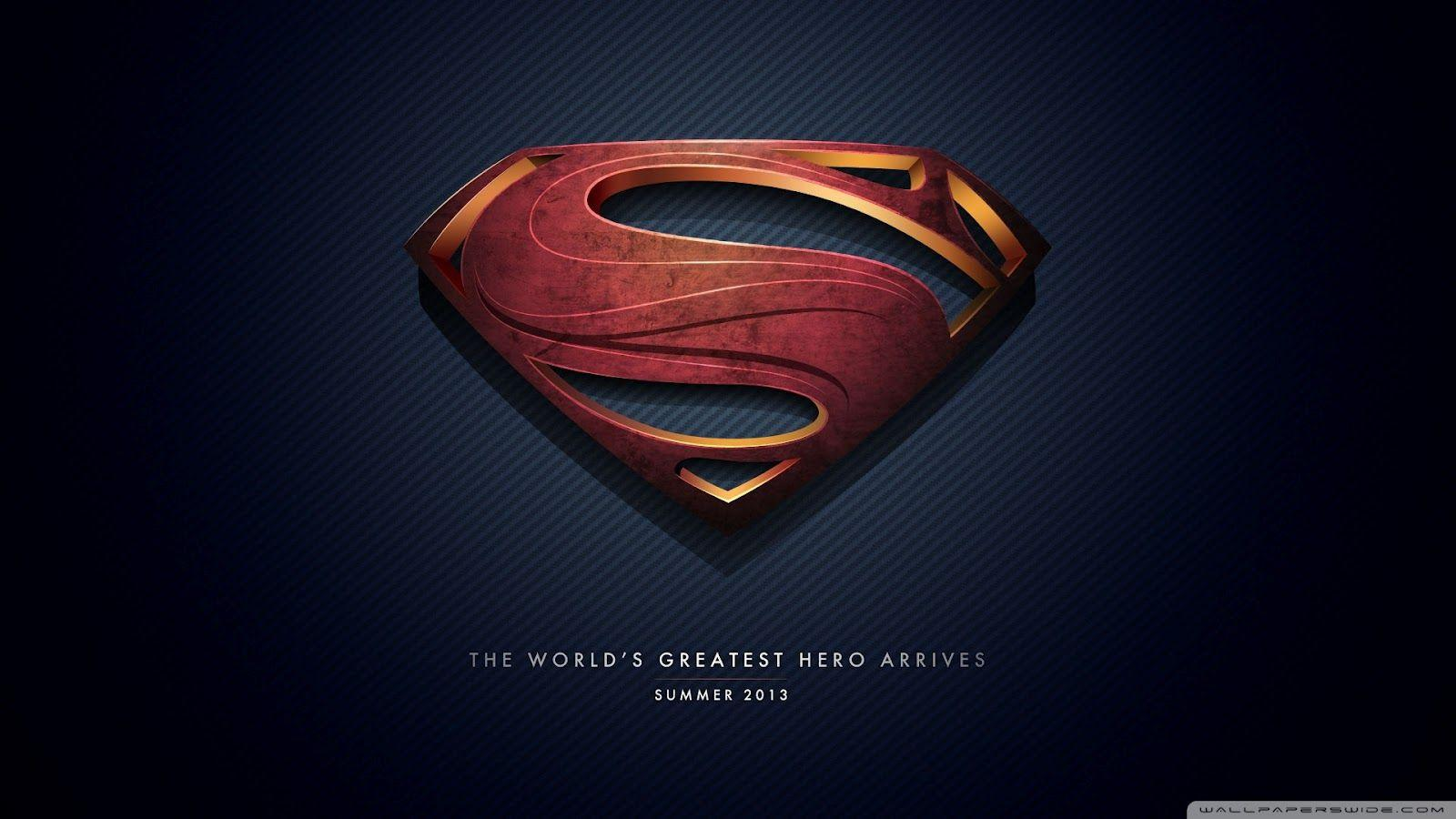 New Superman Logo Hd Images & Pictures - Becuo