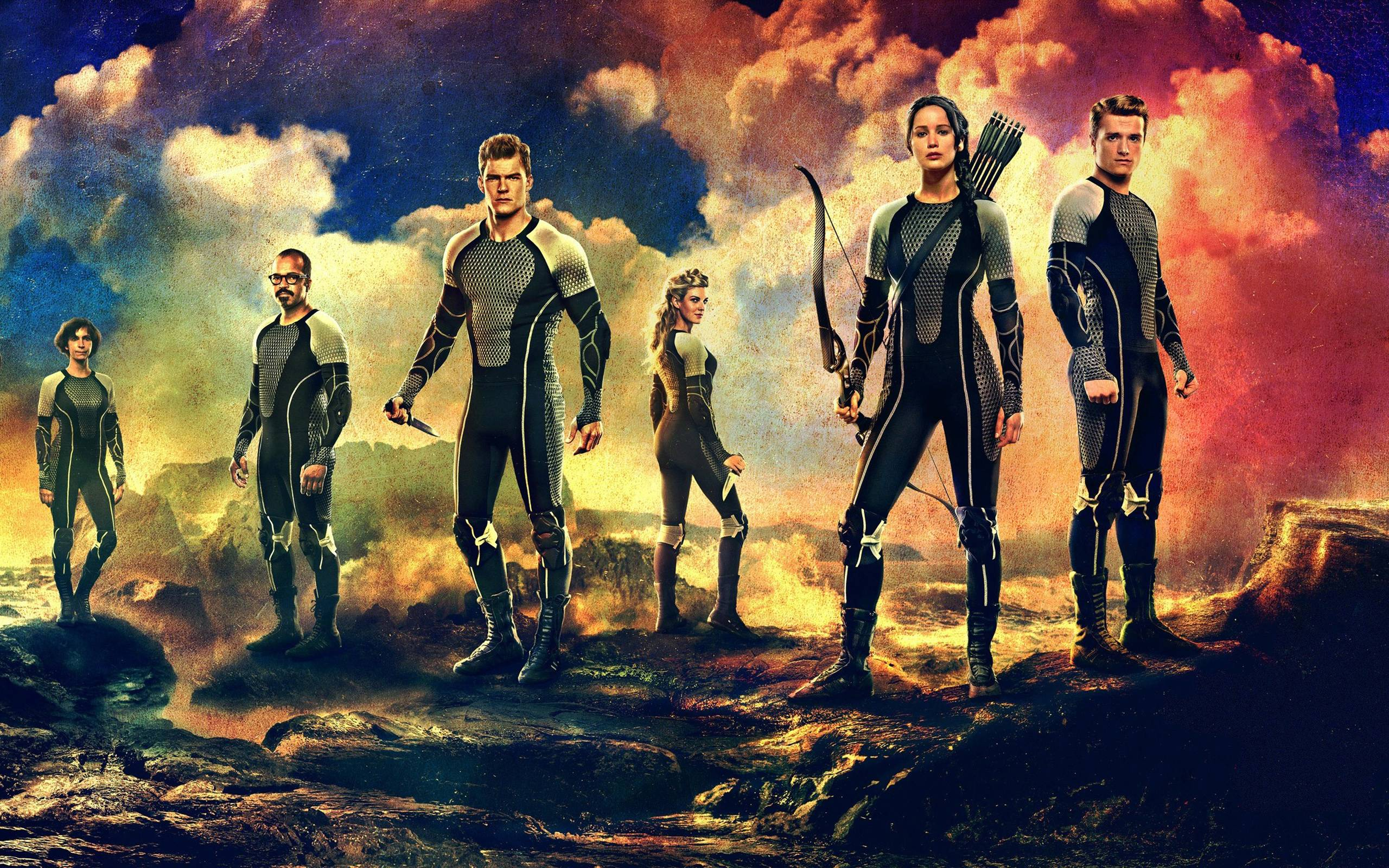 2013 The Hunger Games Catching Fire Wallpapers