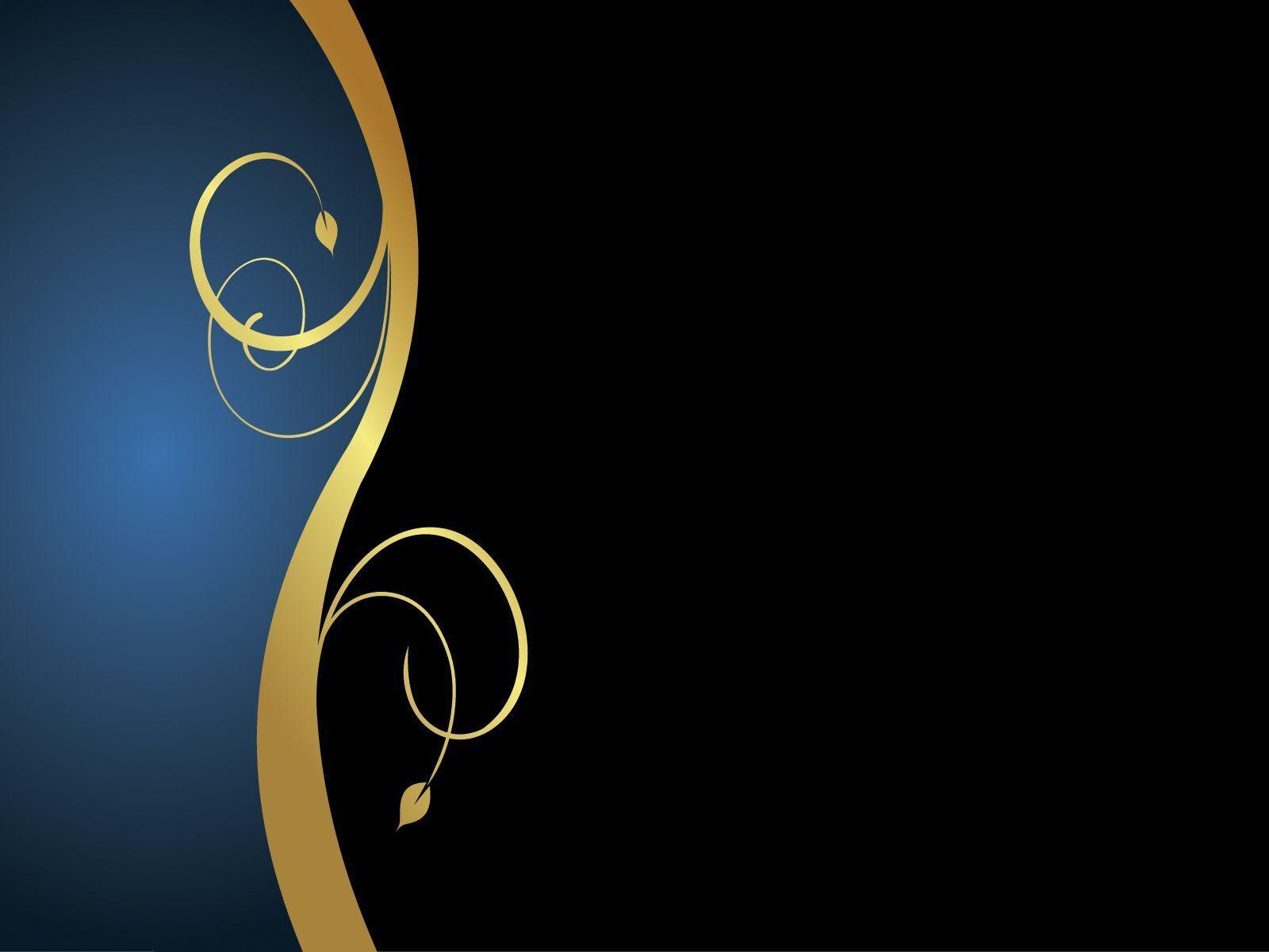 Scrapbook ideas black background - Explore Blue Gold Invitation Ideas And More