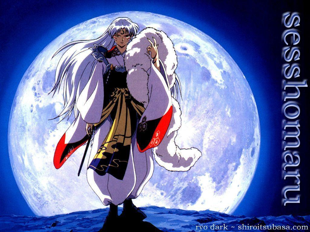 sesshomaru wallpapers wallpaper cave