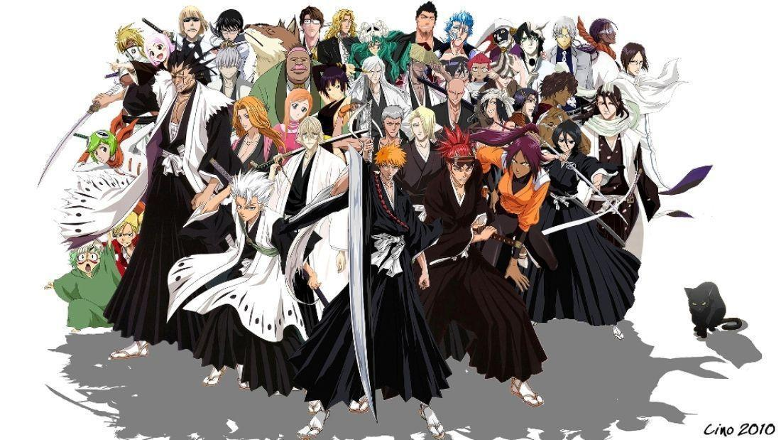 Bleach Anime Wallpaper HD Free Download Of Wallpapers