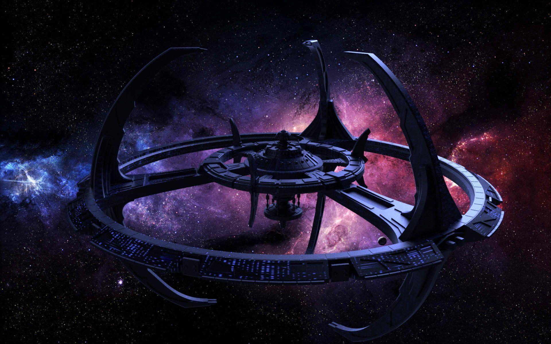 DEEP SPACE NINE Star Trek futuristic television sci