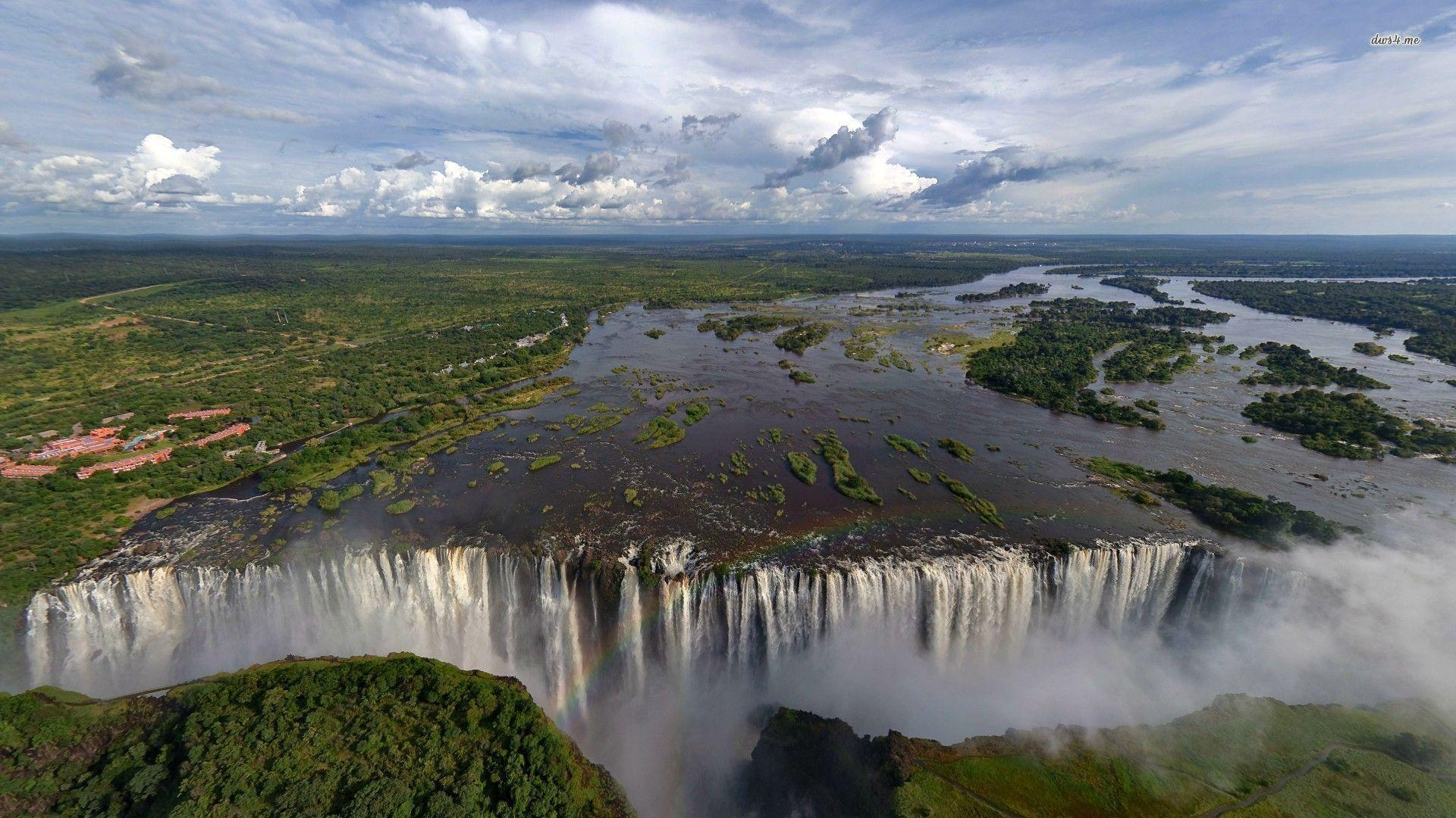 Victoria Falls wallpapers