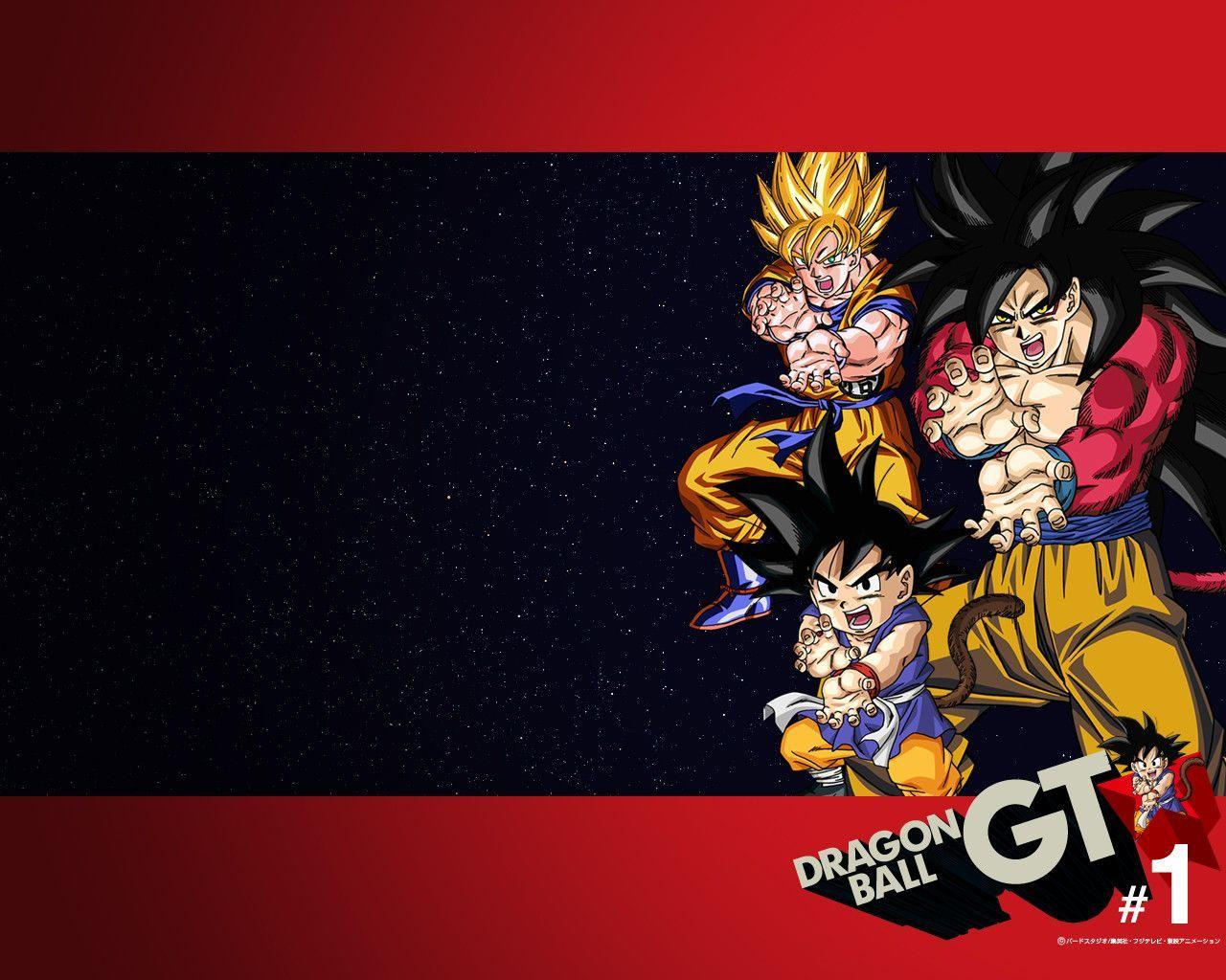 dragon ball gt wallpapers wallpaper cave