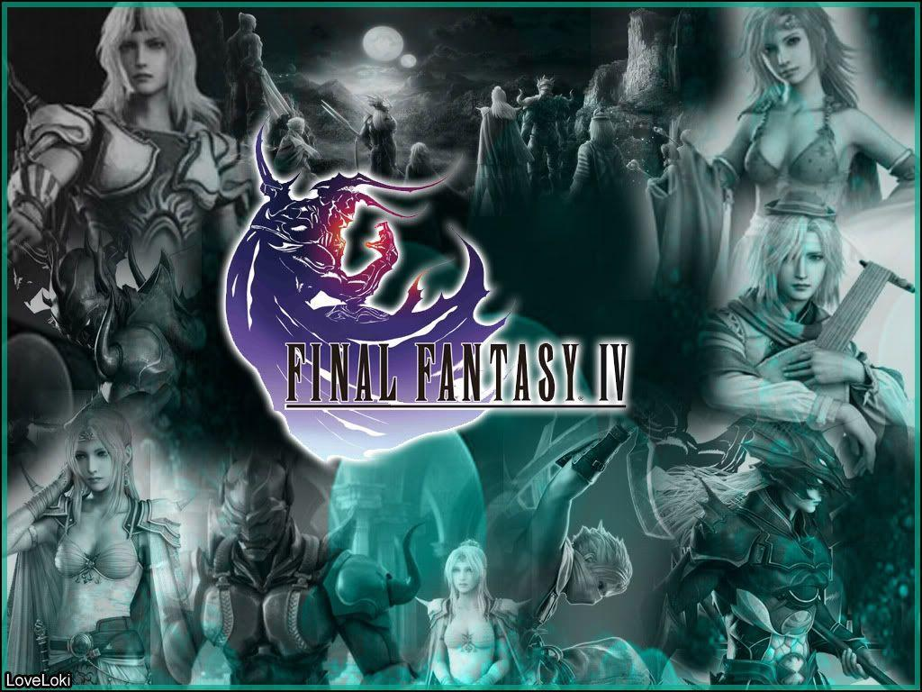 Final Fantasy Iv Wallpapers 1024x768PX ~ Wallpapers Final Fantasy 4