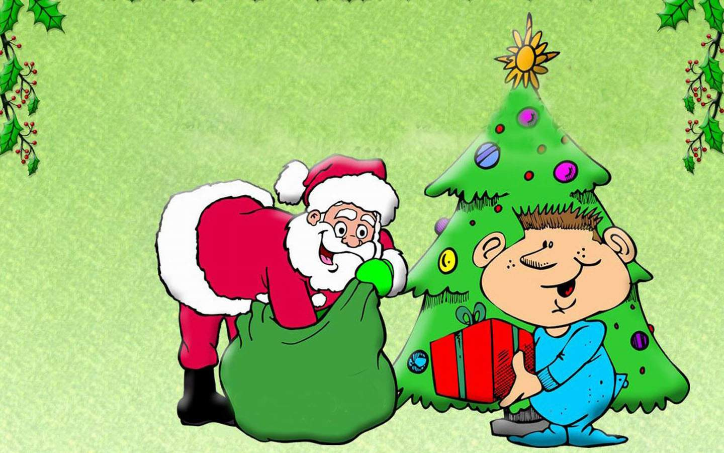 Funny Christmas Wallpapers Free - Wallpaper Cave