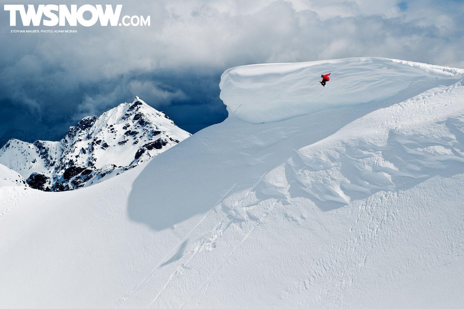 Burton snowboarding wallpaper