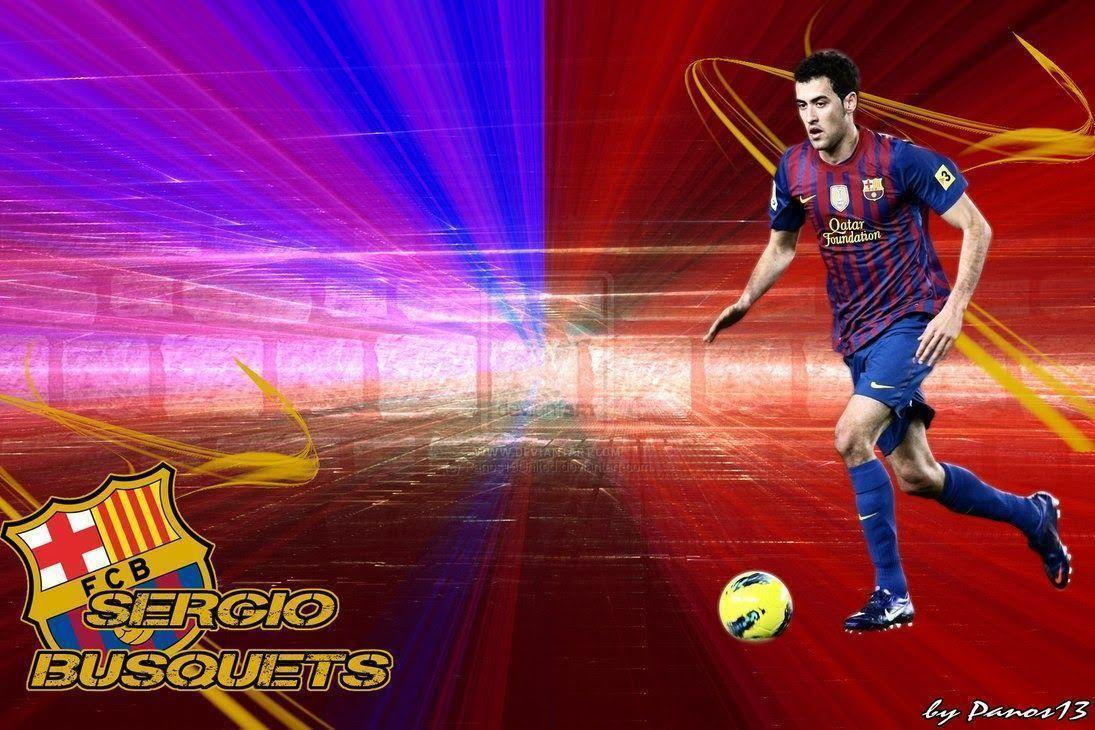 Sergio Busquets New FC Barcelona images for desktop background ...