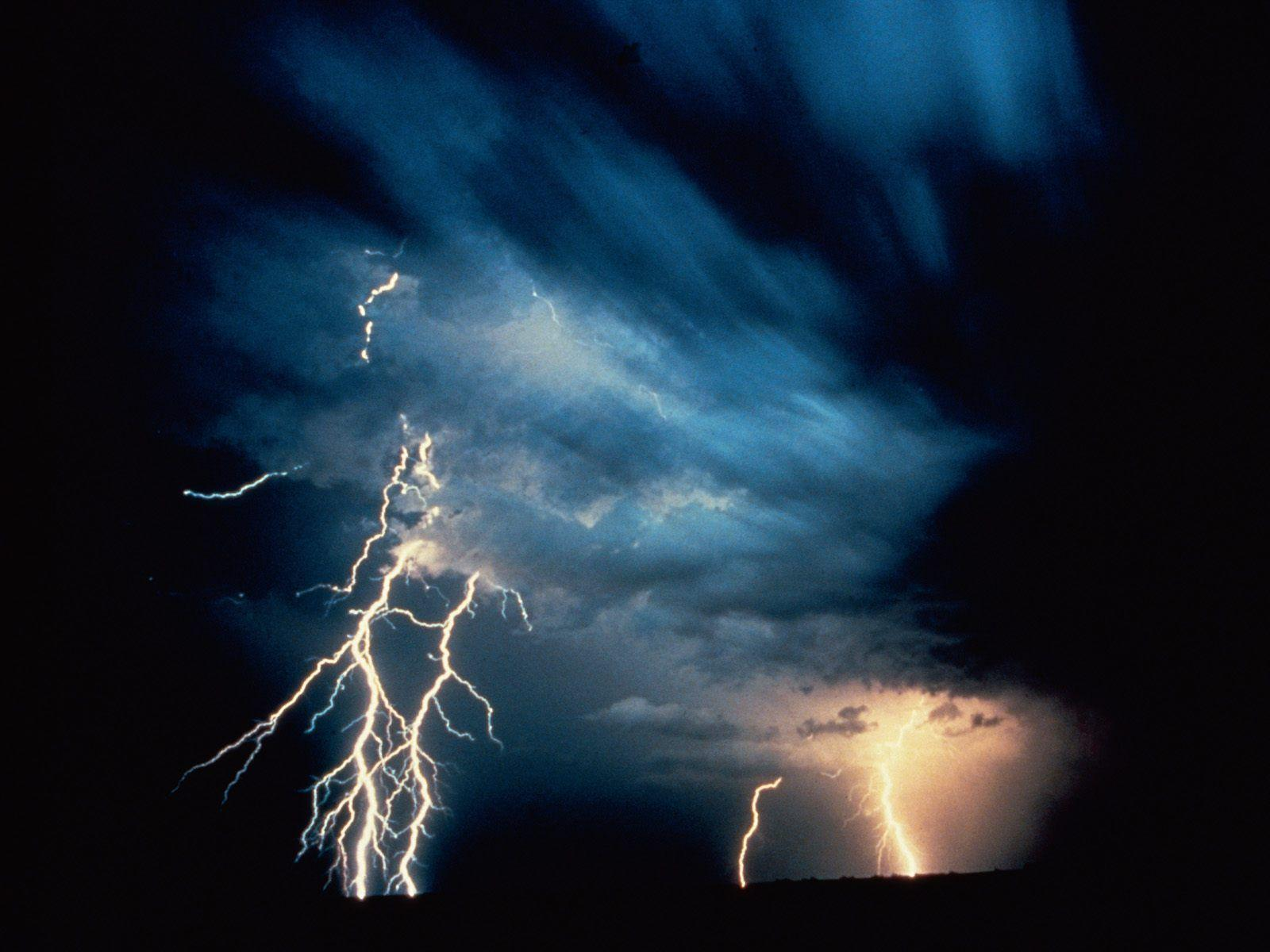 Image For > Tornado And Lightning Storm Wallpapers