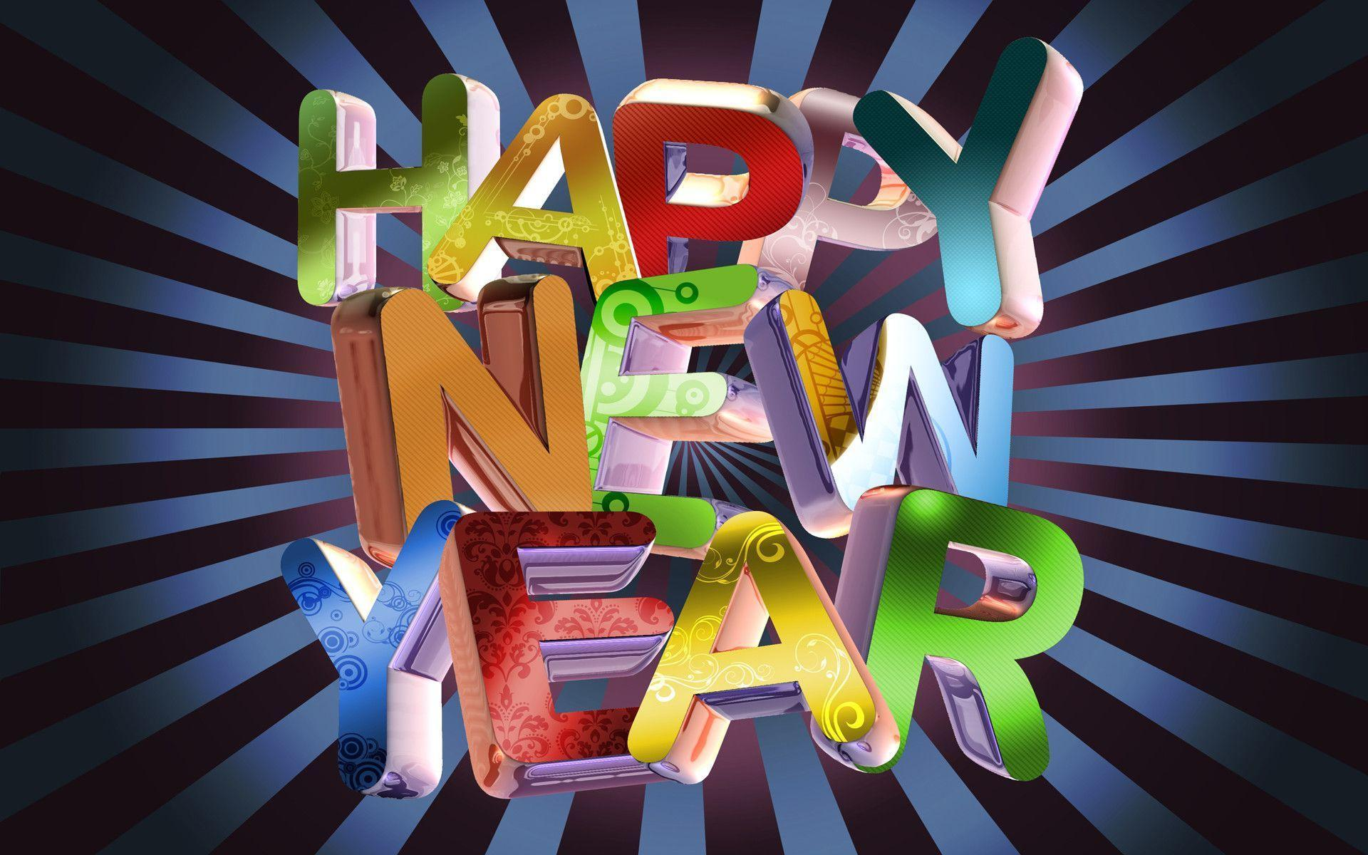 Best HD Happy New Year Wallpapers For Your Desktop PC.