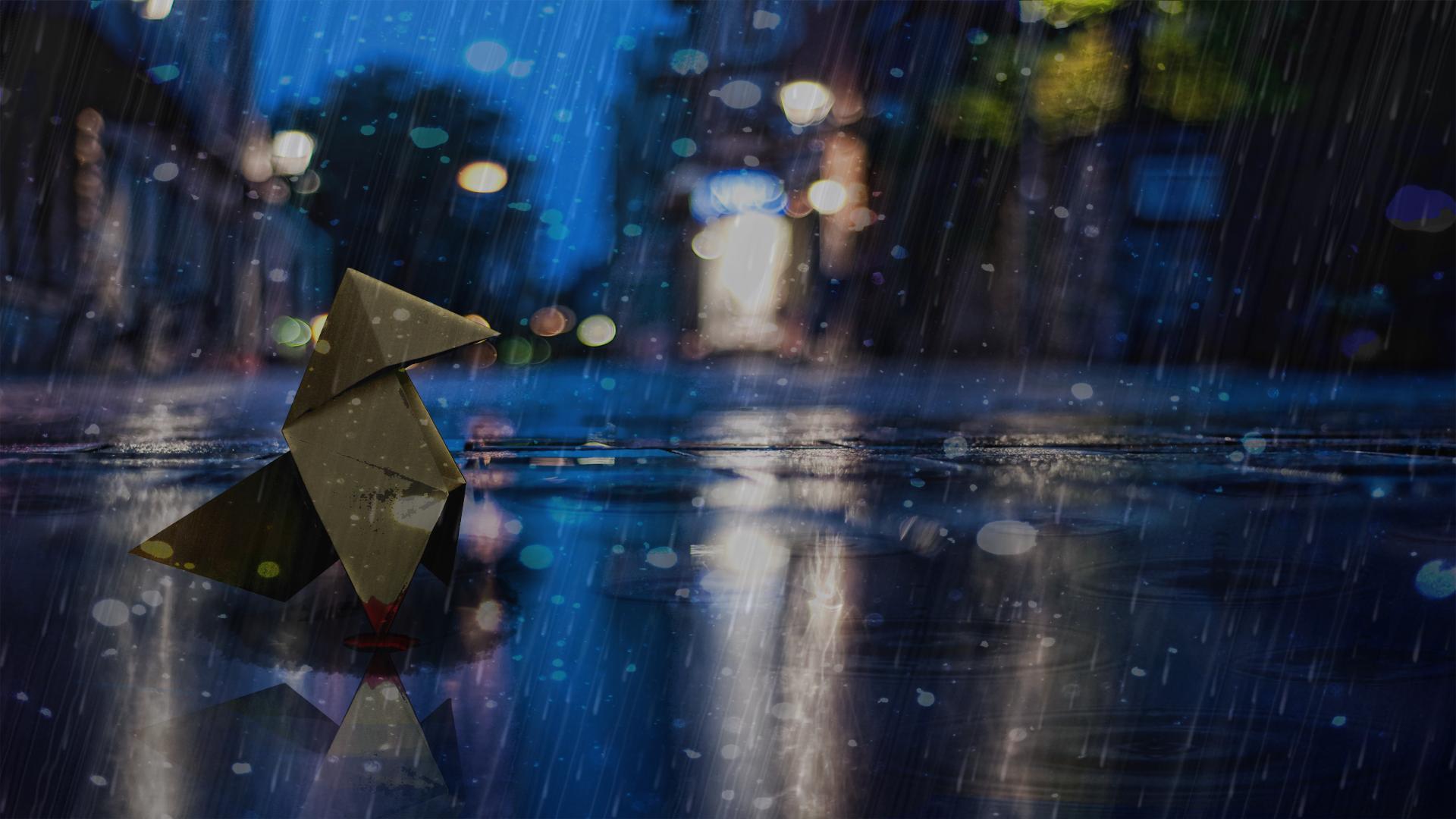 Hd wallpaper rain - Amazing Rainy Nature Wallpapers