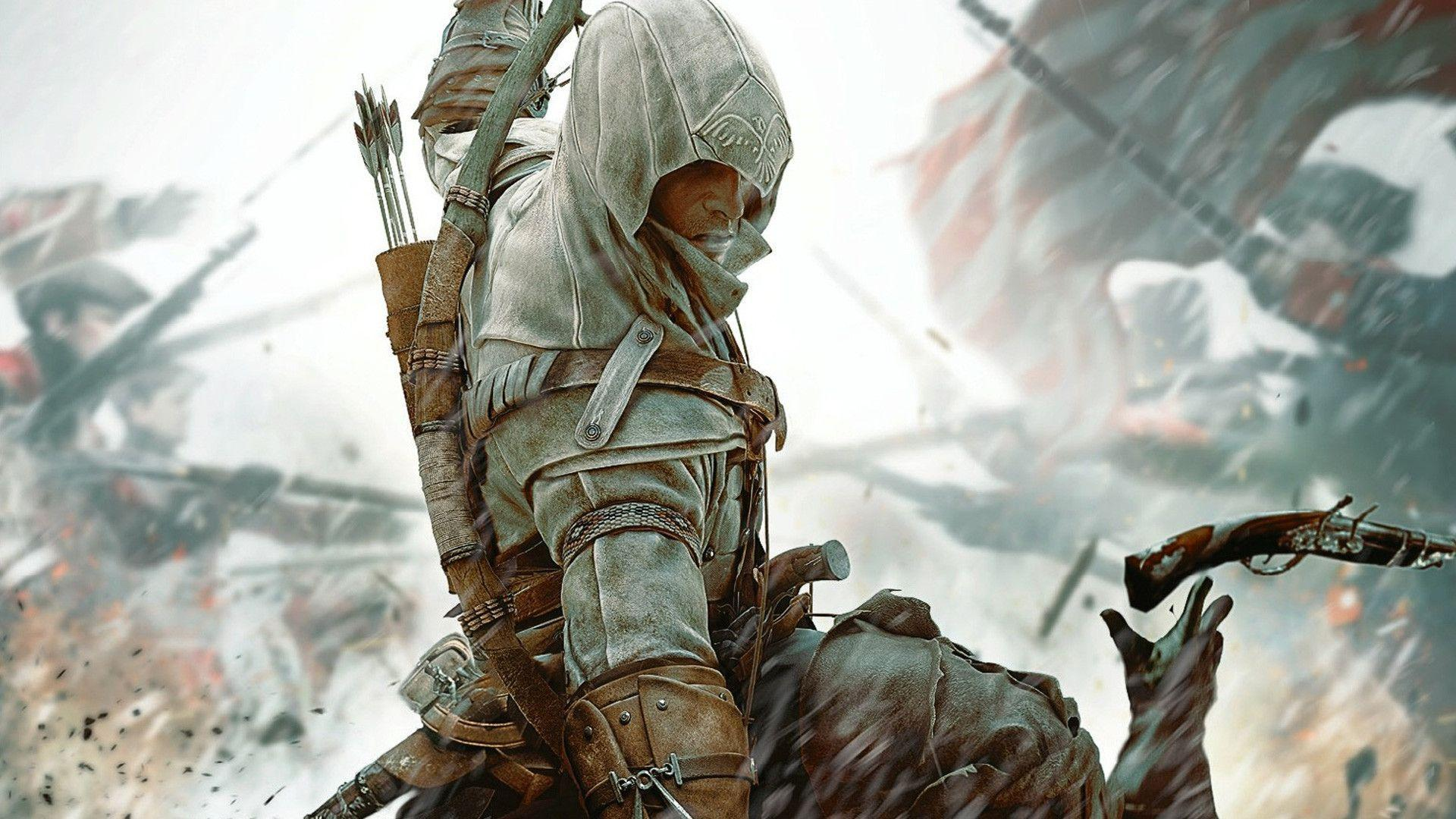 Assassin S Creed 3 Wallpapers Hd Wallpaper Cave