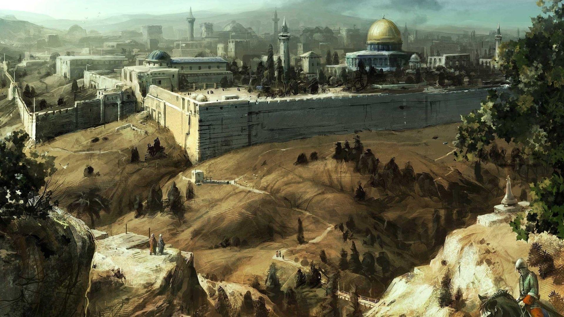 Jerusalem wallpapers wallpaper cave - Jaar wallpapers ...