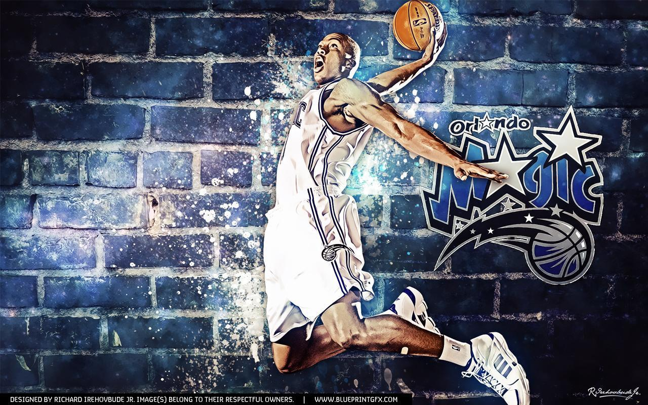 Dwight Howard Orlando Magic NBA Basketball Wallpapers
