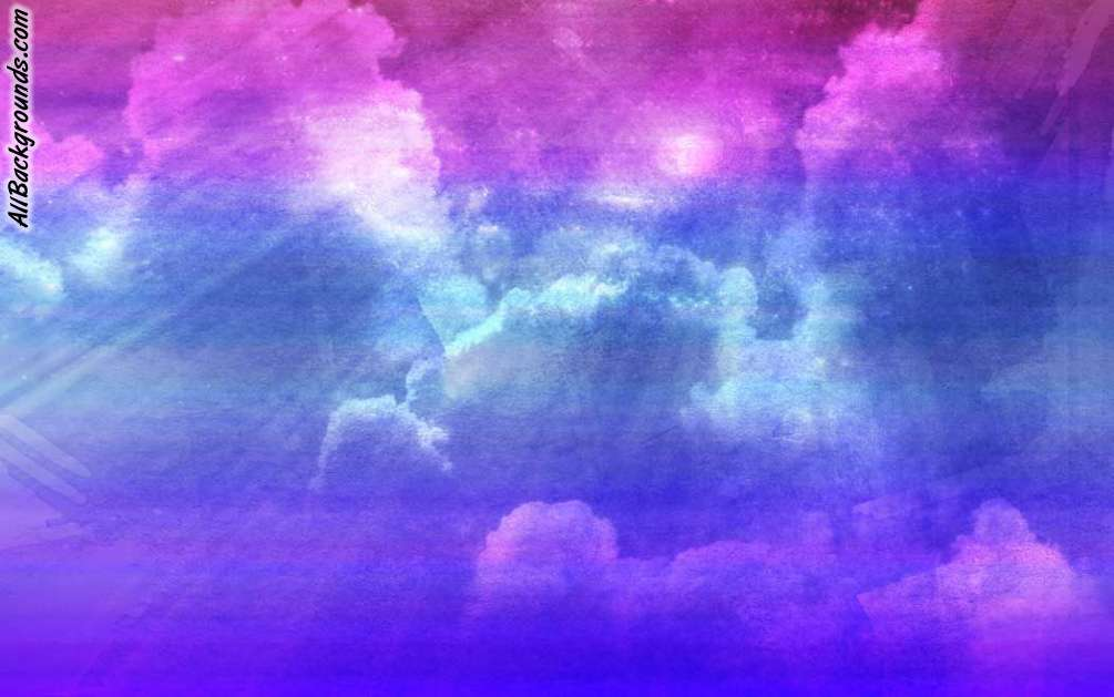 Blue And Purple Myspace Layout 45