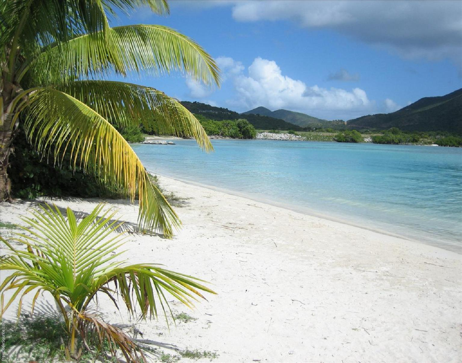 tropical island backgrounds - photo #13
