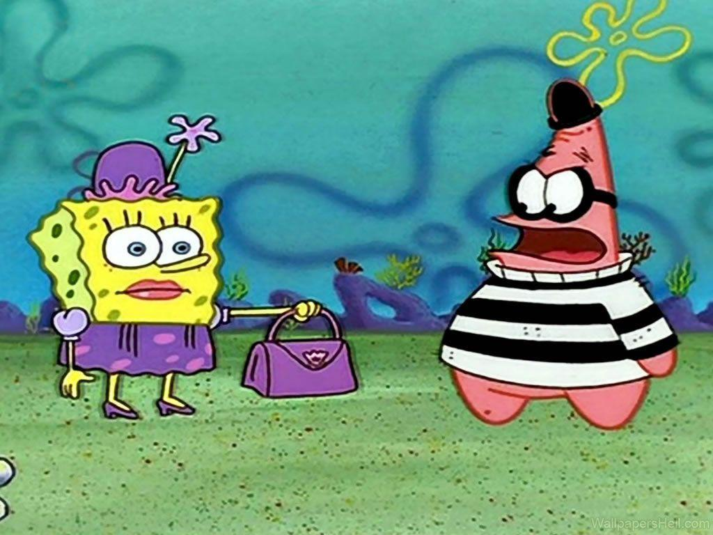 spongebob wallpaper Sponge Bob Square Pants Pinterest