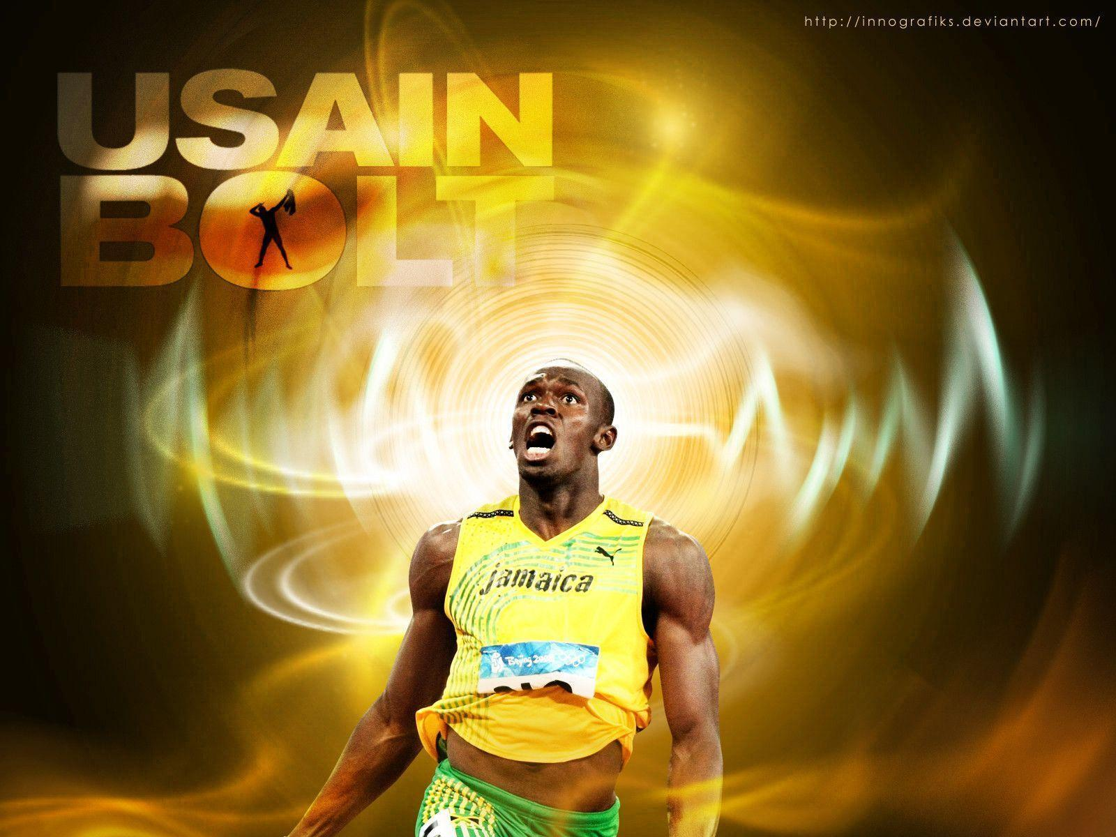 Fondos de pantalla de Usain Bolt | Wallpapers de Usain Bolt ...