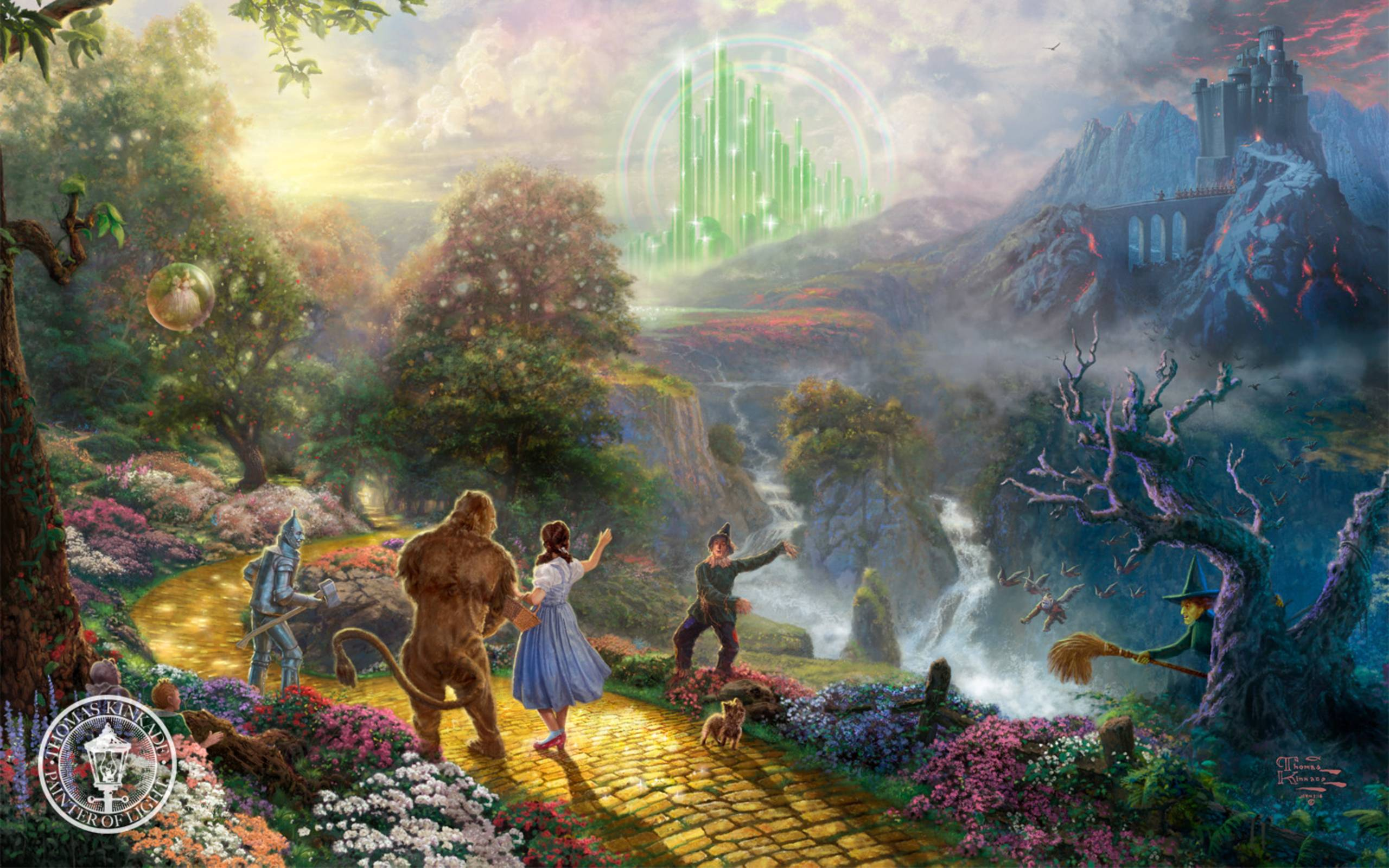 Calendar Wallpaper Originals : Thomas kinkade disney wallpapers wallpaper cave