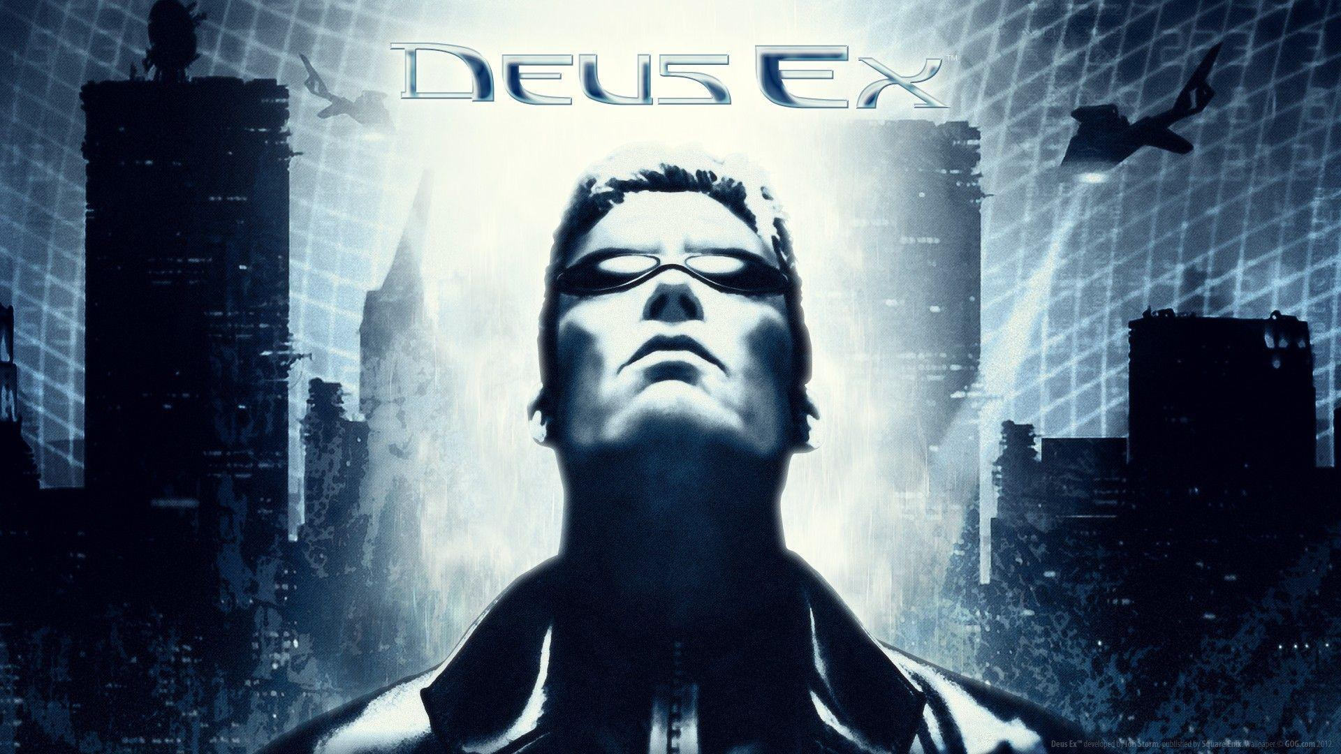 Download Deus Ex Wallpapers 1920x1080