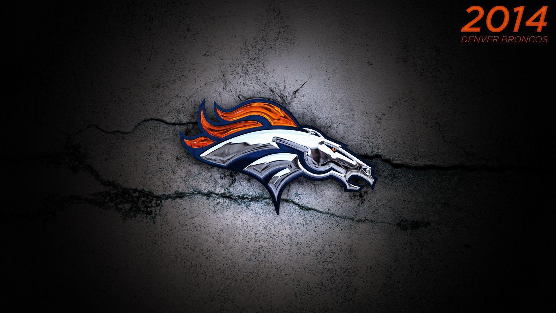 Denver Broncos Backgrounds Wallpaper Cave