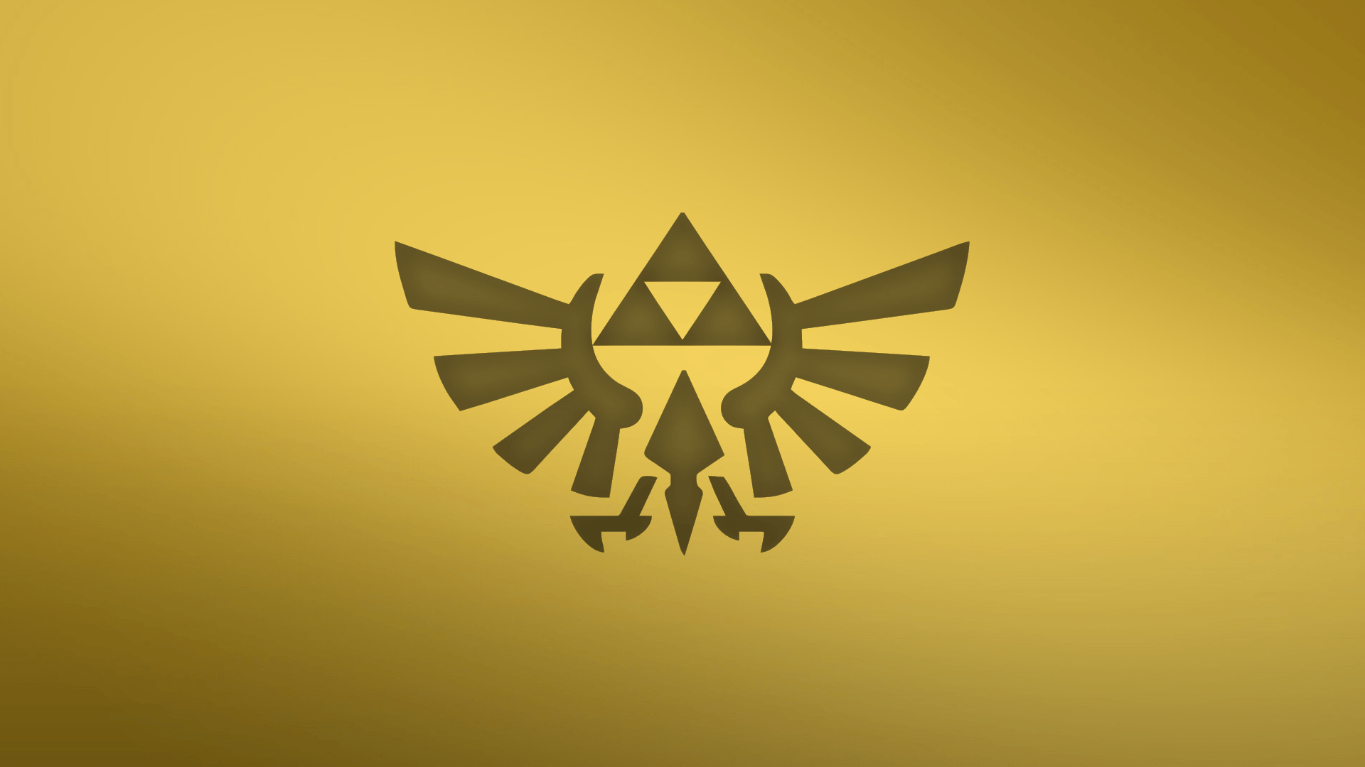 Zelda Wallpaper 1920x1080 Triforce Triforce Wallpapers - ...