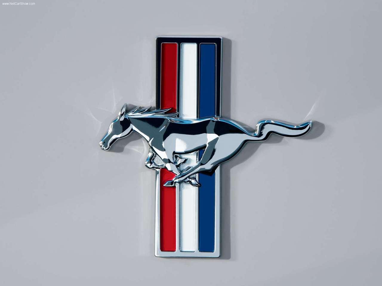 Mustang Logo Wallpapers