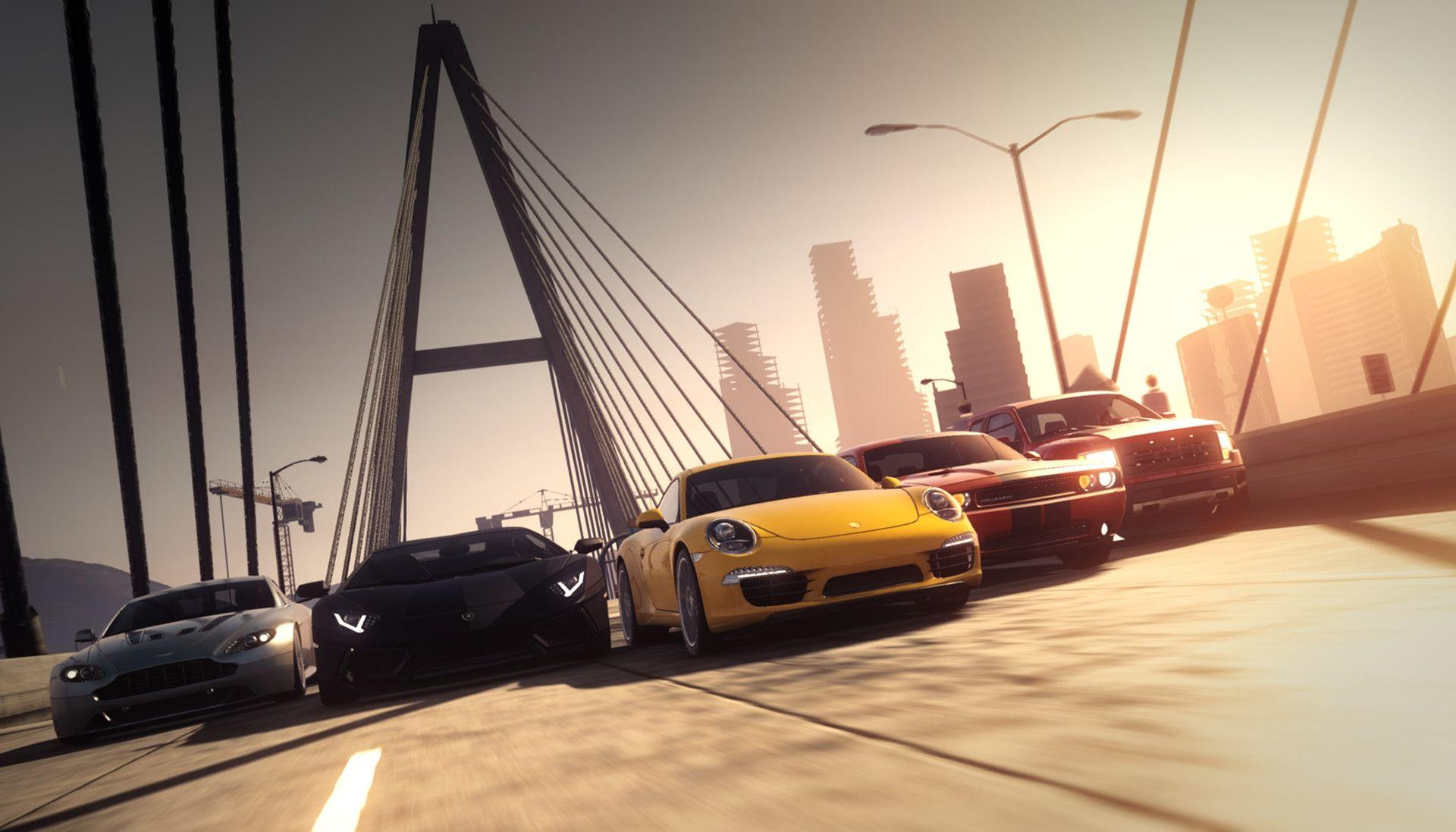 Wallpapers For > Need For Speed Most Wanted Wallpapers Hd