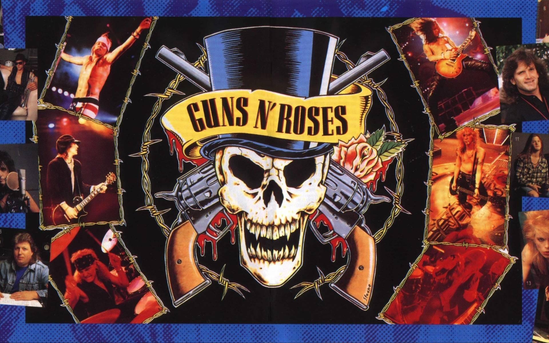 Guns And Roses Wallpapers - Wallpaper Cave