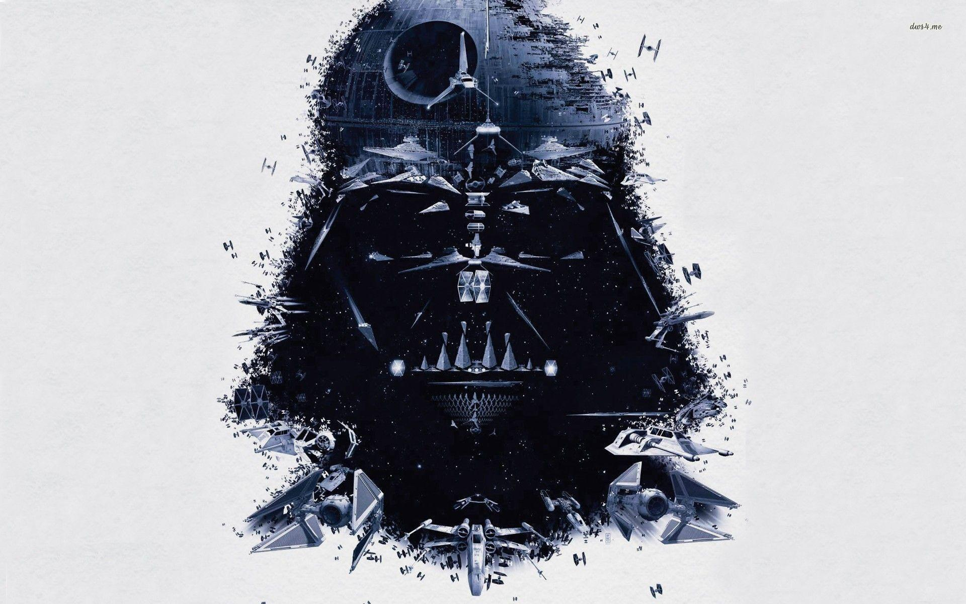 Star Wars Darth Vader Wallpapers Wallpaper Cave