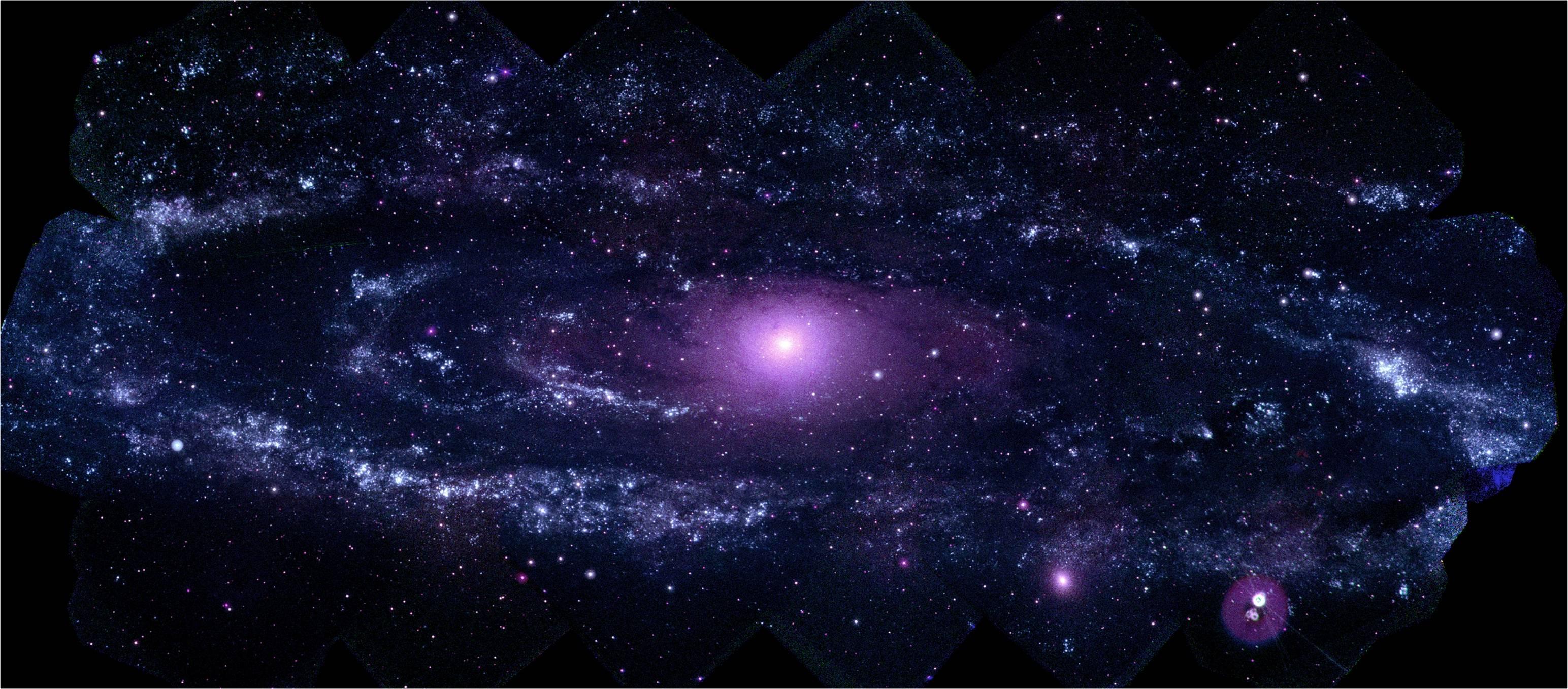 ultra high resolution andromeda galaxy - photo #18