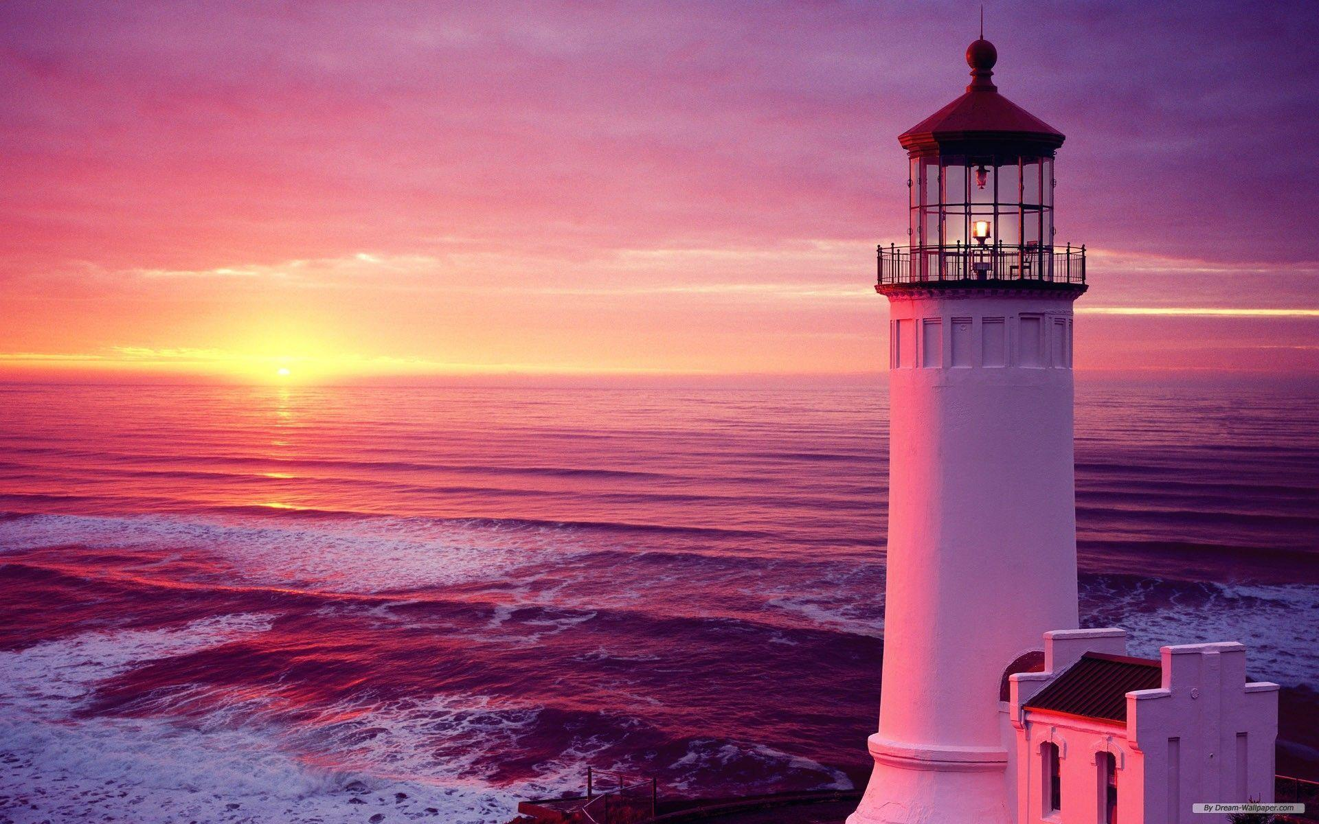 lighthouse desktop wallpaper free 189871