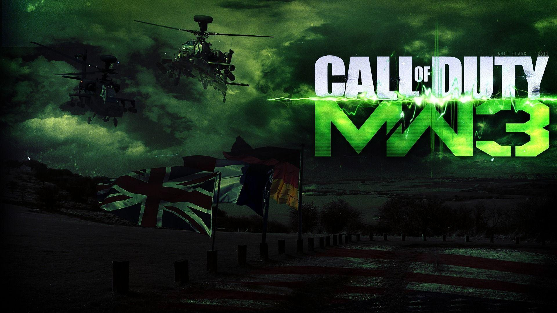 Call of Duty 5 Achtergronden HD Wallpapers